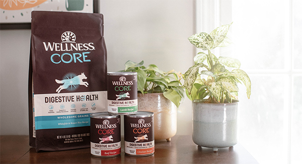 Wellness CORE Digestive Health food for dogs