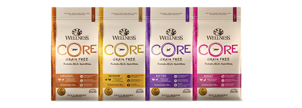 core cat dry food