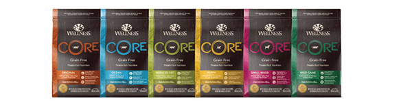 core dry dog food