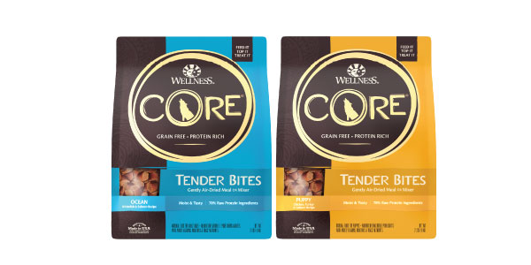 CORE tender bites