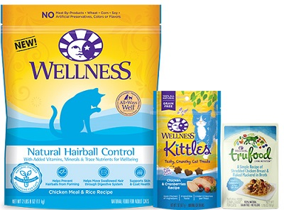 wellness cat products