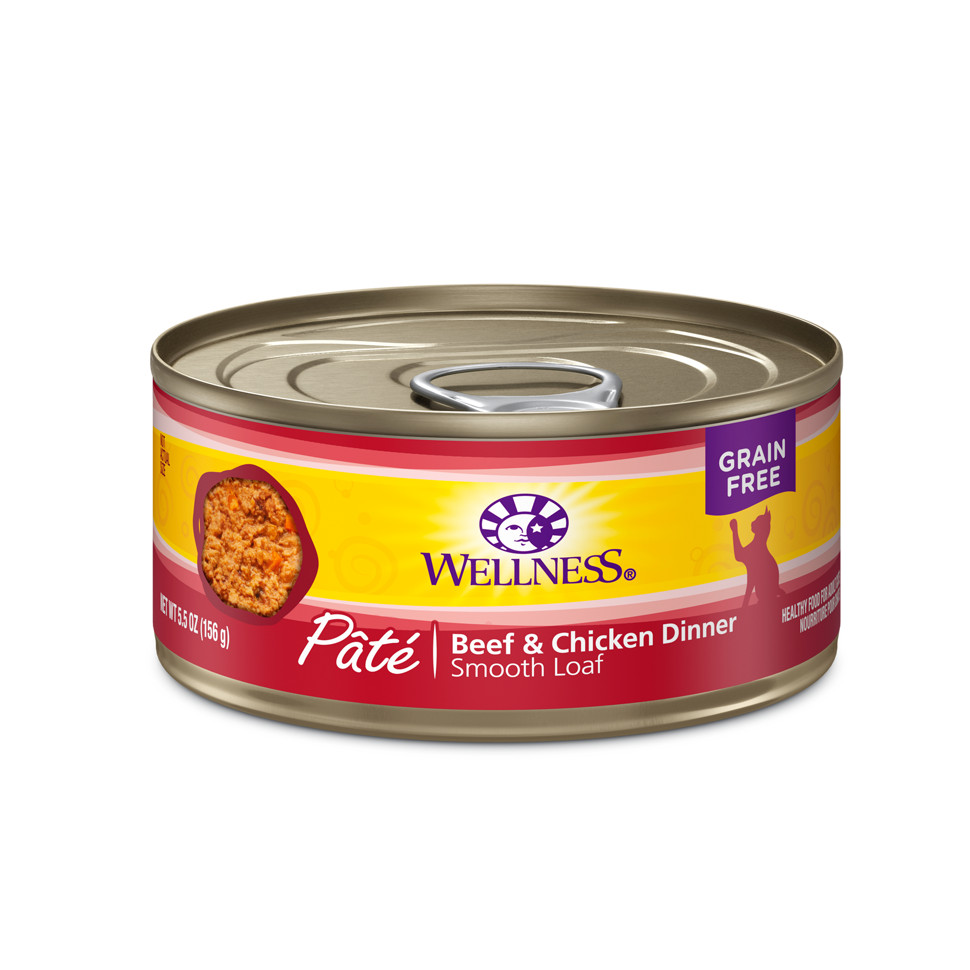 Wellness Canned Cat Food