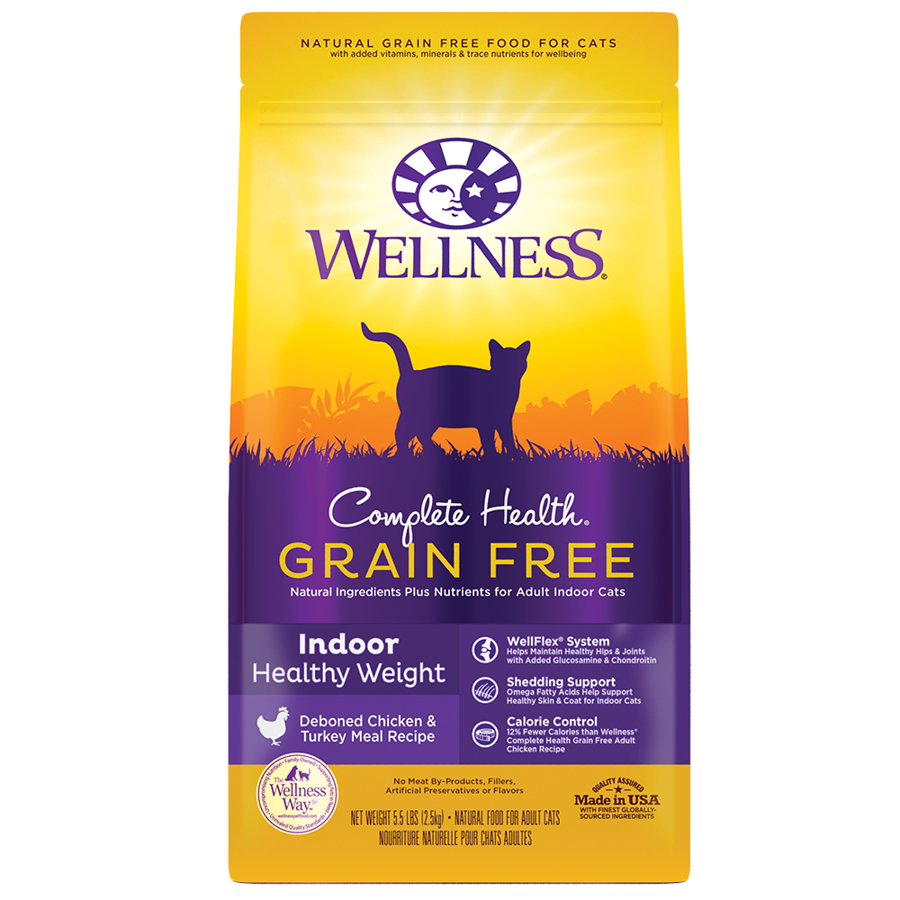 Complete Health Grain Free Indoor Indoor Healthy Weight