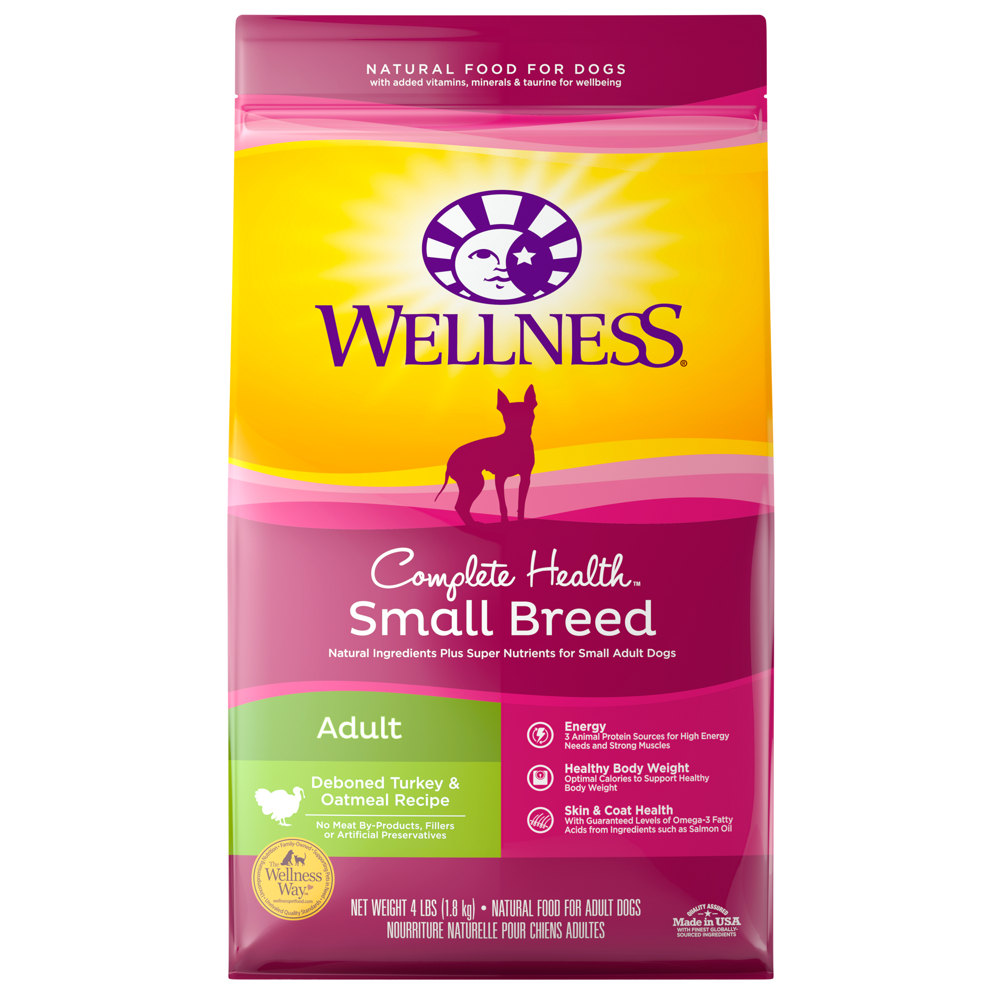 Complete Health Small Breed Turkey Amp Oatmeal Wellness