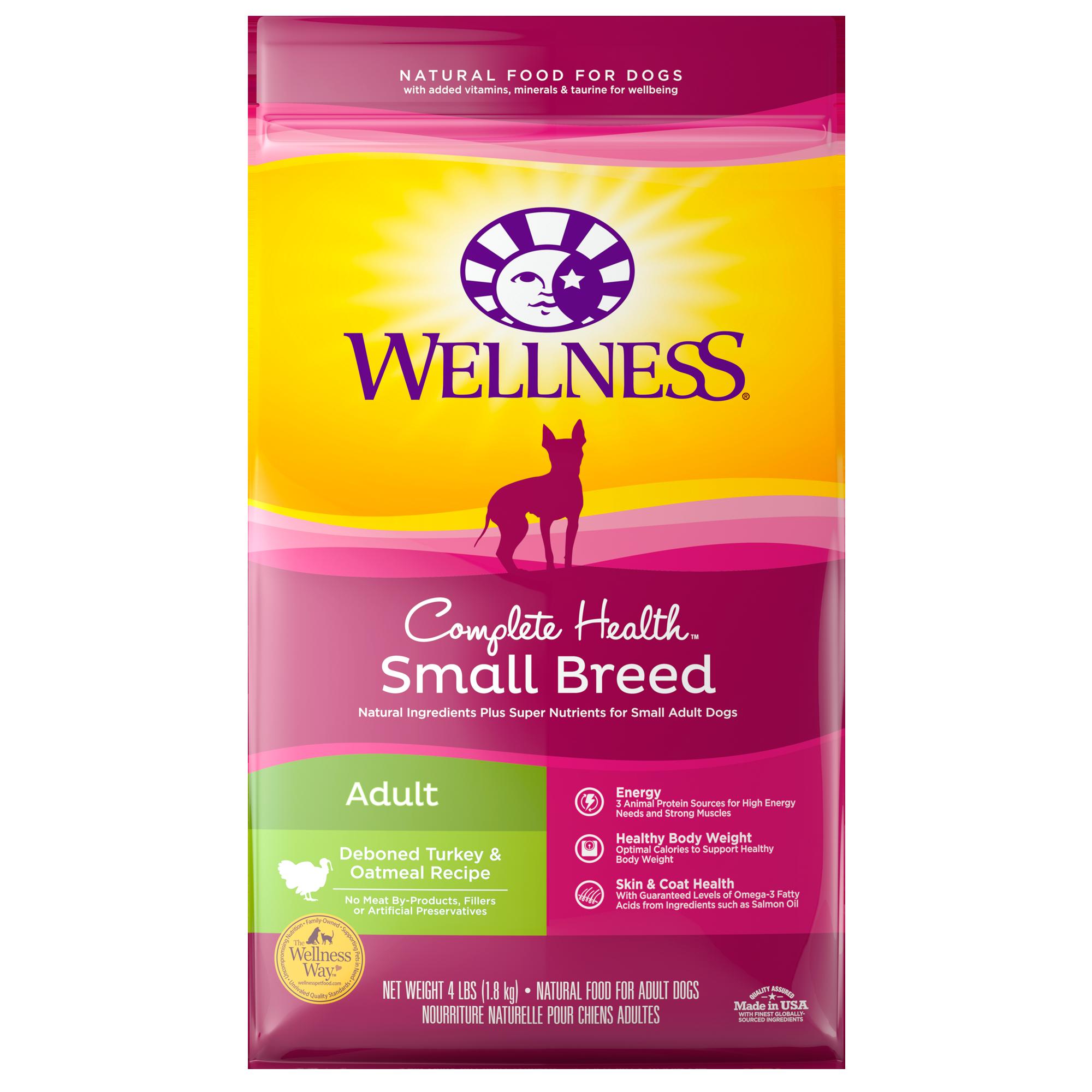 Complete Health Small Breed Turkey Amp Oatmeal Wellness