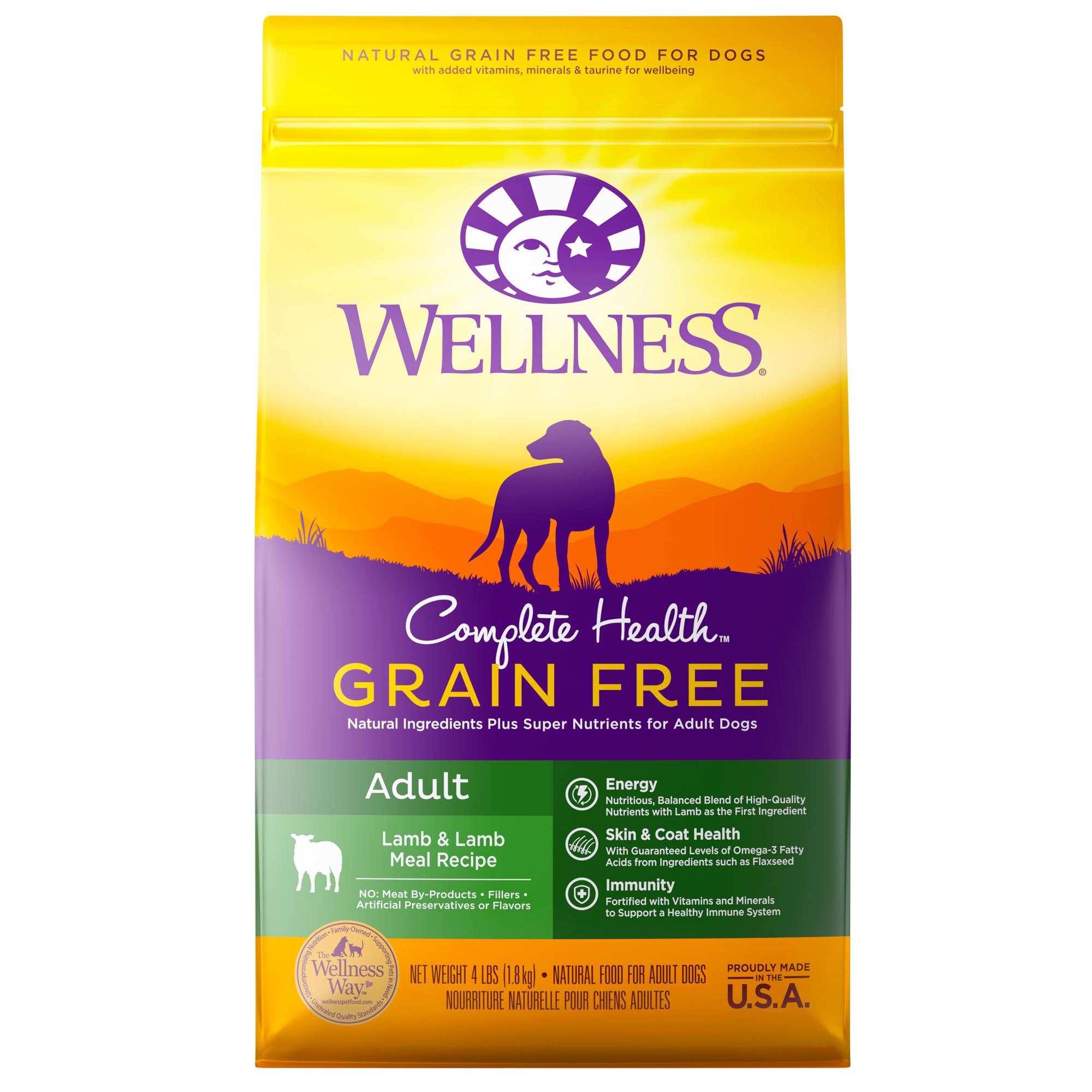 Complete Health Grain Free Wellness Pet Food