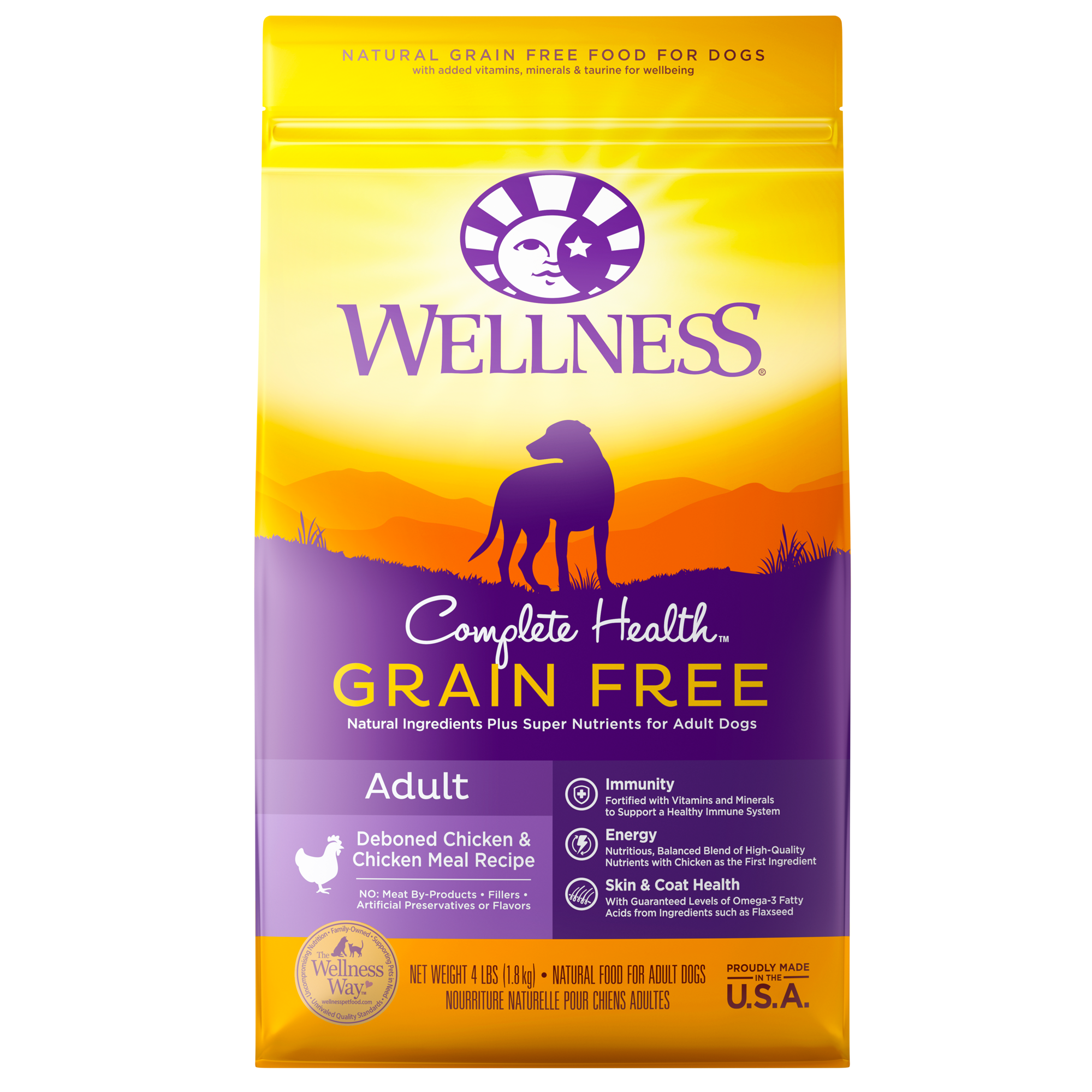 Complete Health Grain Free Chicken