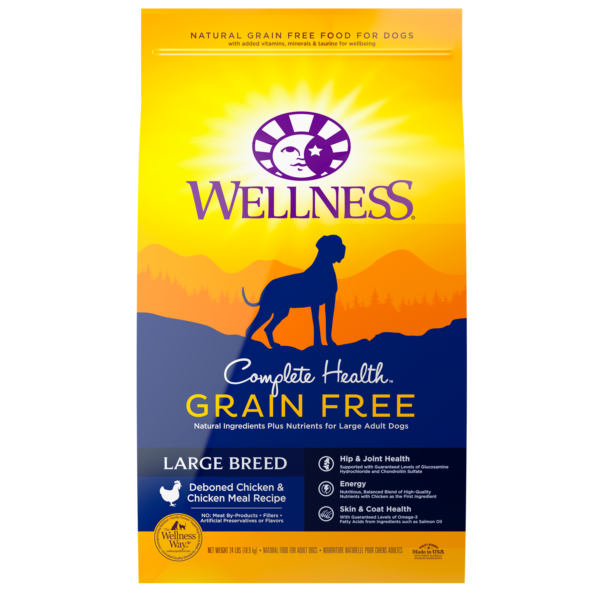 Complete Health Grain Free Large Breed