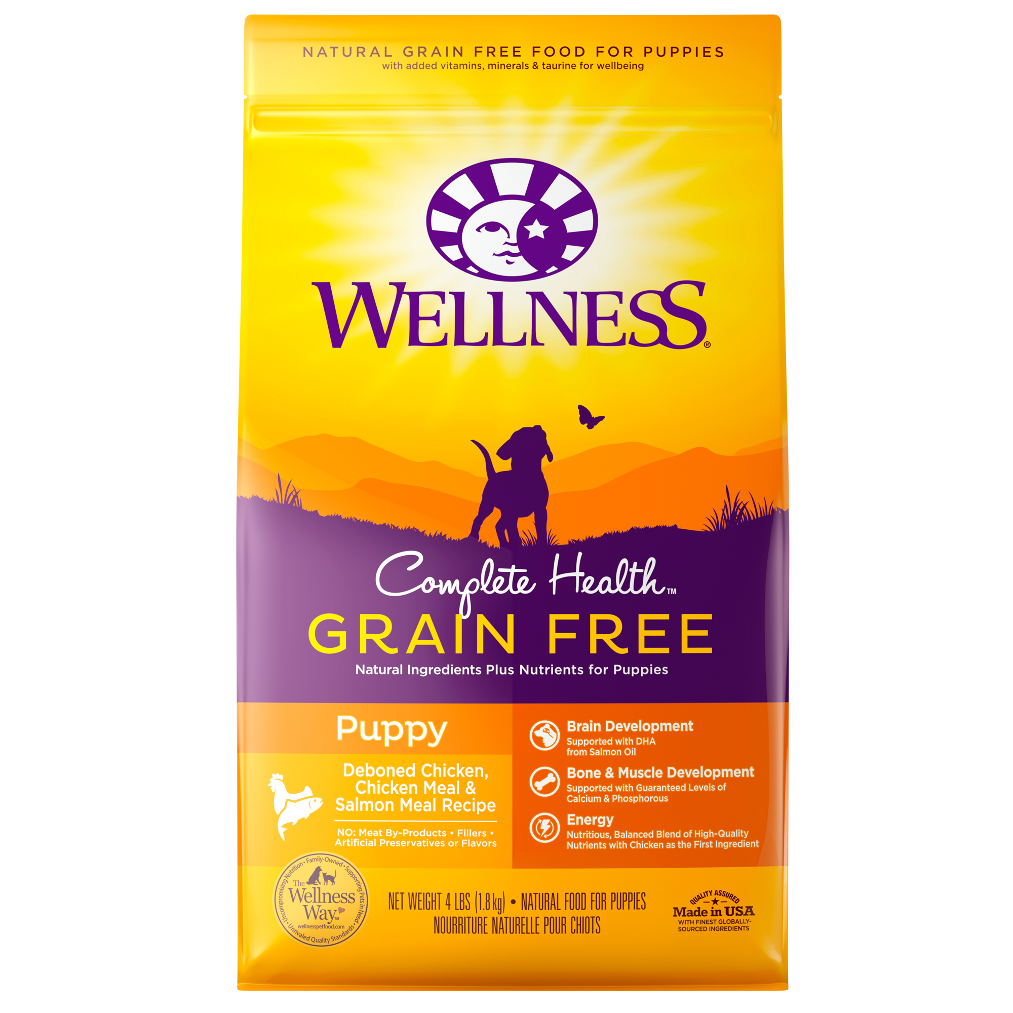 Wellness Grain Free Cat Food Food