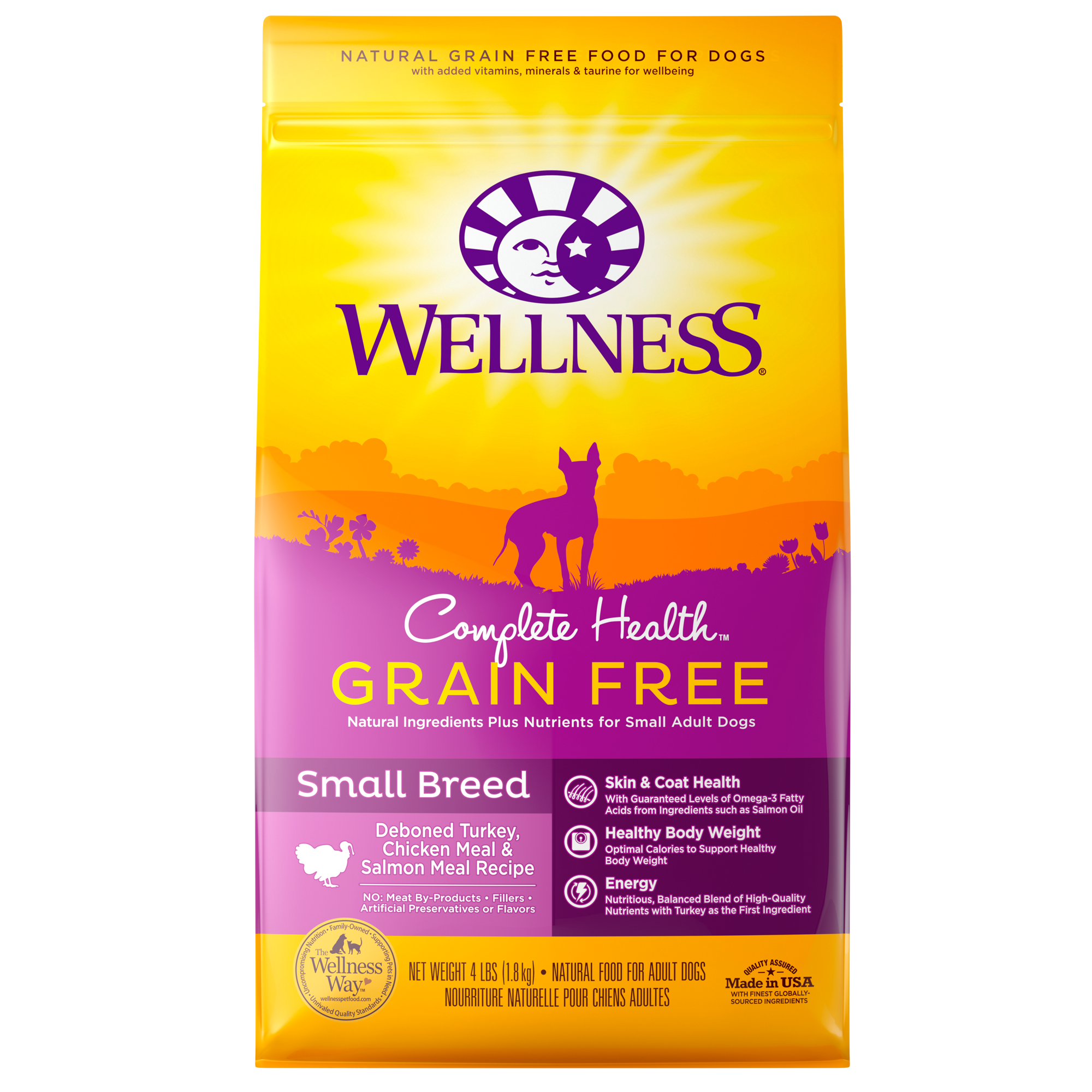 Complete Health Grain Free Small Breed