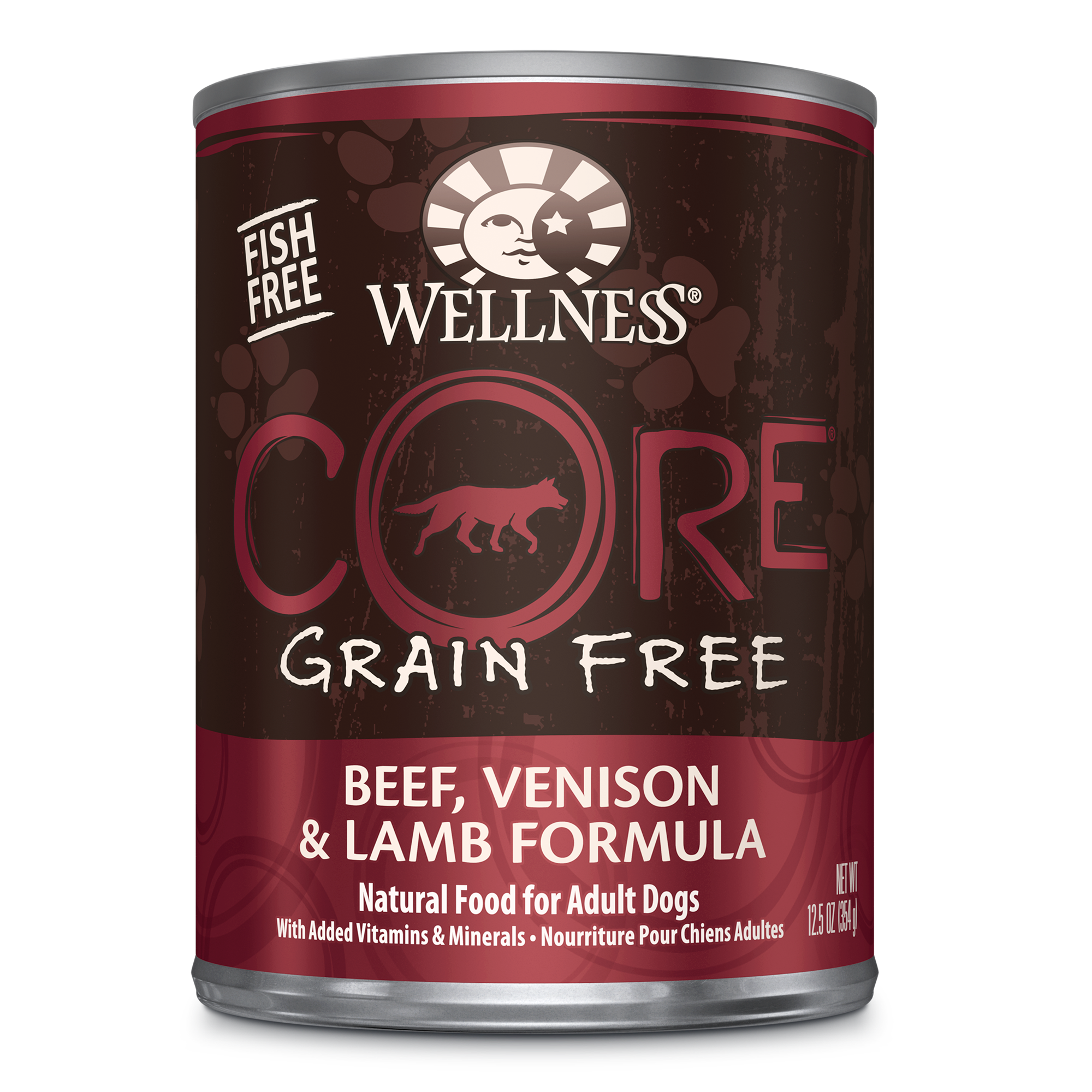 CORE Beef Venison Lamb wet