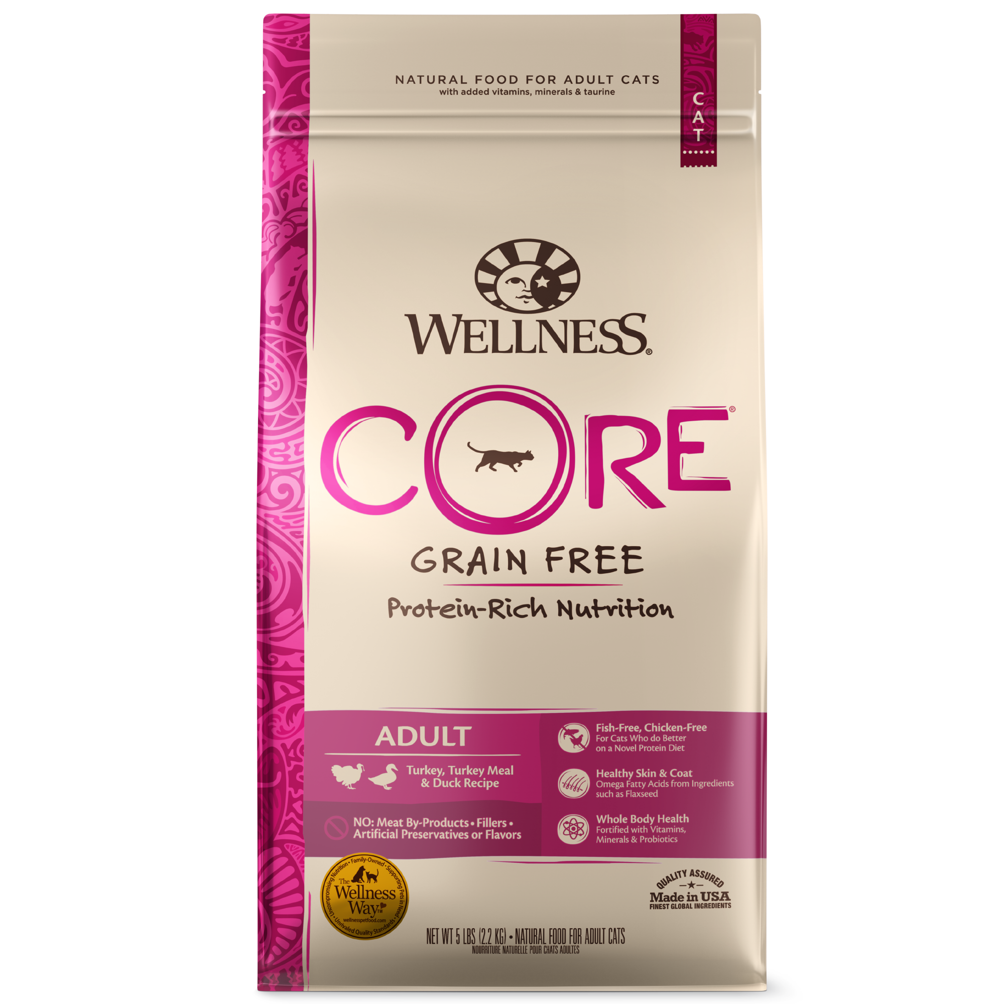 CORE dry cat turkey