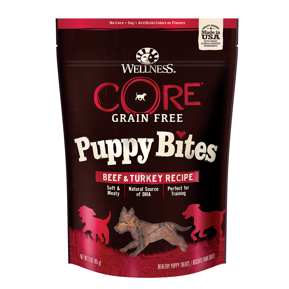 Wellness CORE Puppy Bites puppy treats