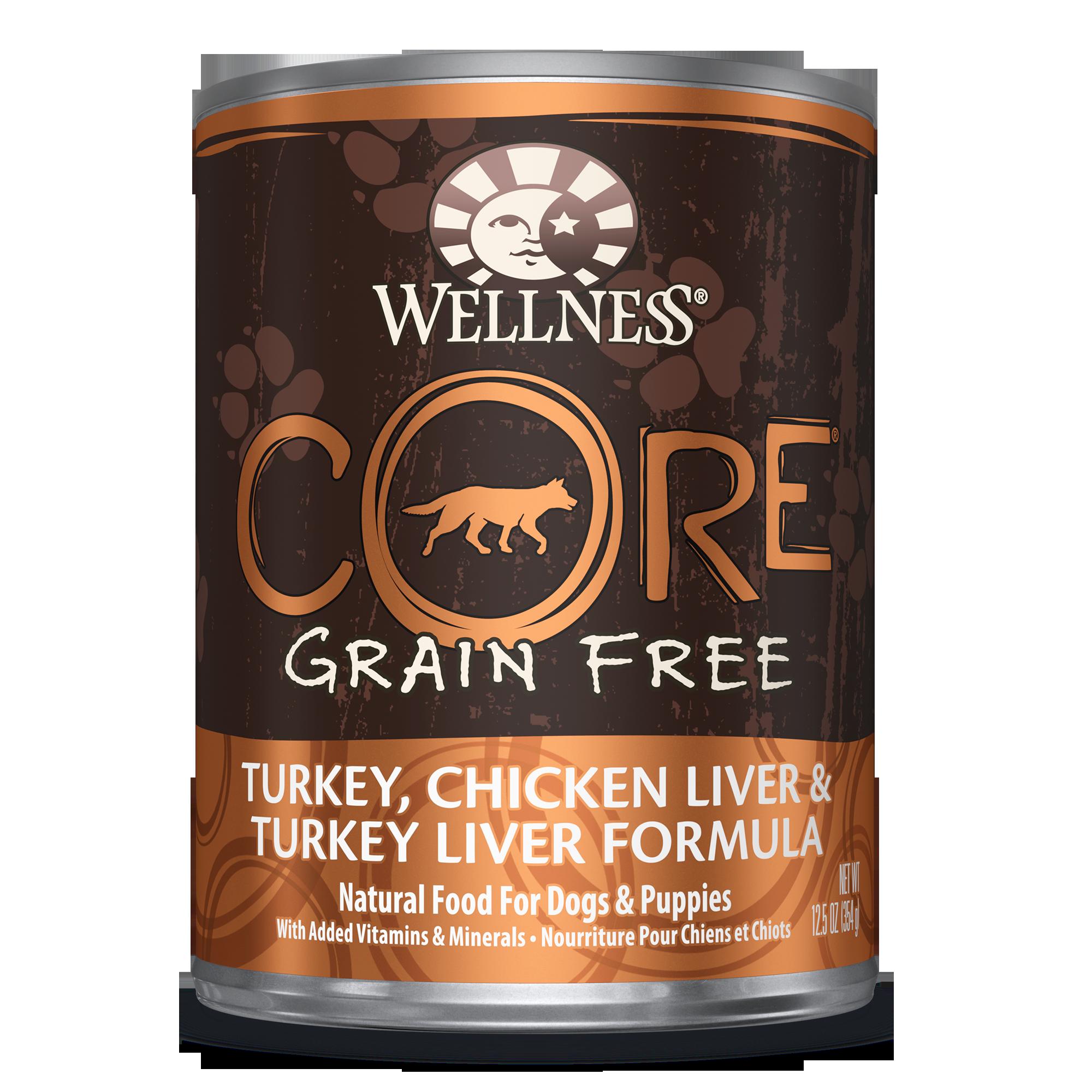 Core turkey chicken liver turkey liver wellness pet food core turkey chicken liver forumfinder Image collections