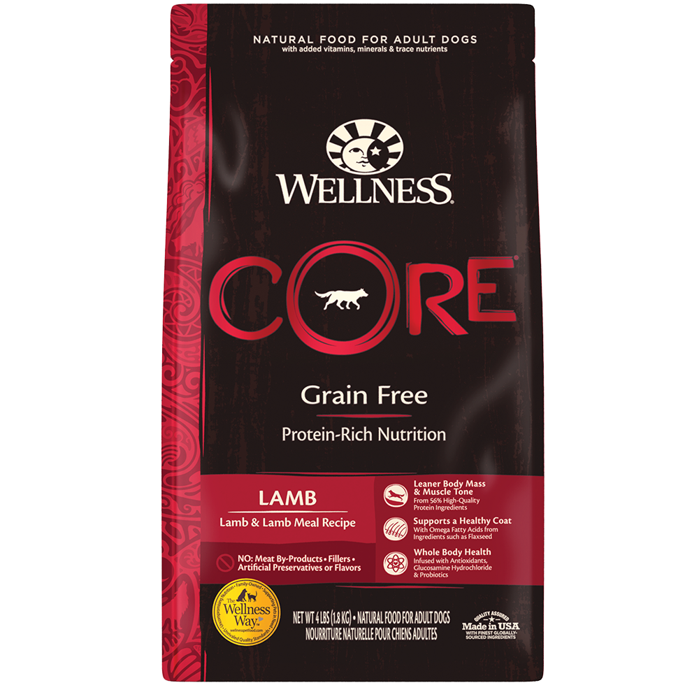 Wellness CORE Lamb Dry Dog Food