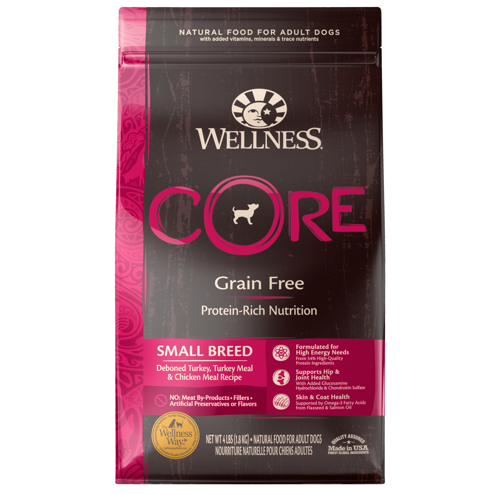 Wellness Grain Free Senior Dog Food