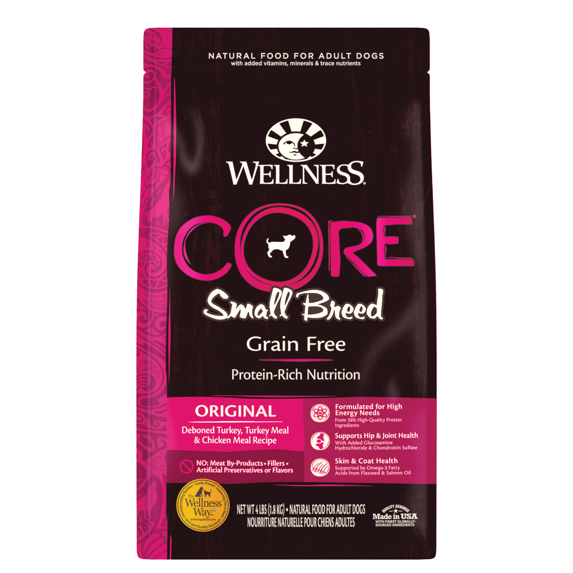 Wellness CORE Small Breed Original Dry Dog Food