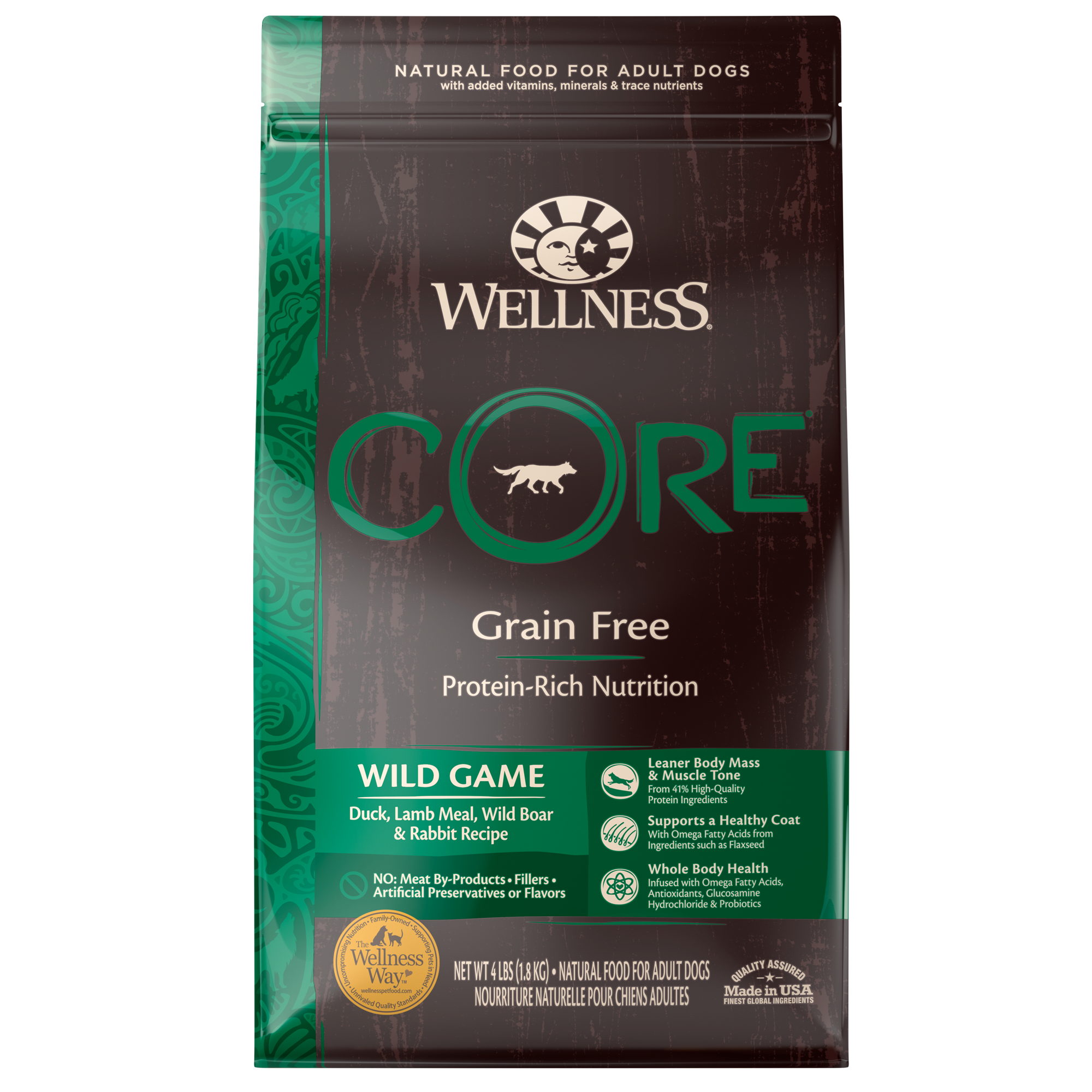 Core Wild Game Wellness Pet Food