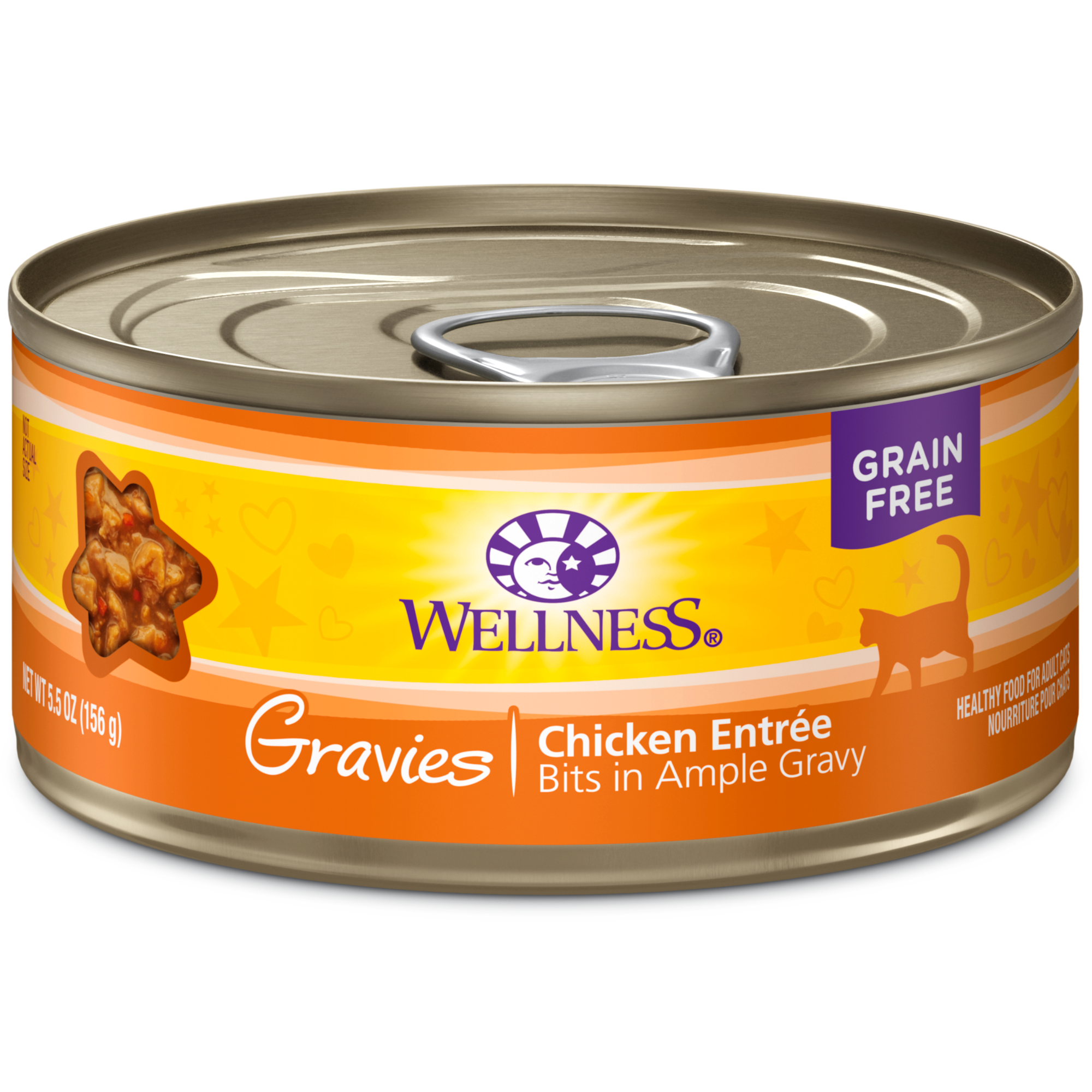 Complete Health Gravies Chicken Dinner Wellness Pet Food