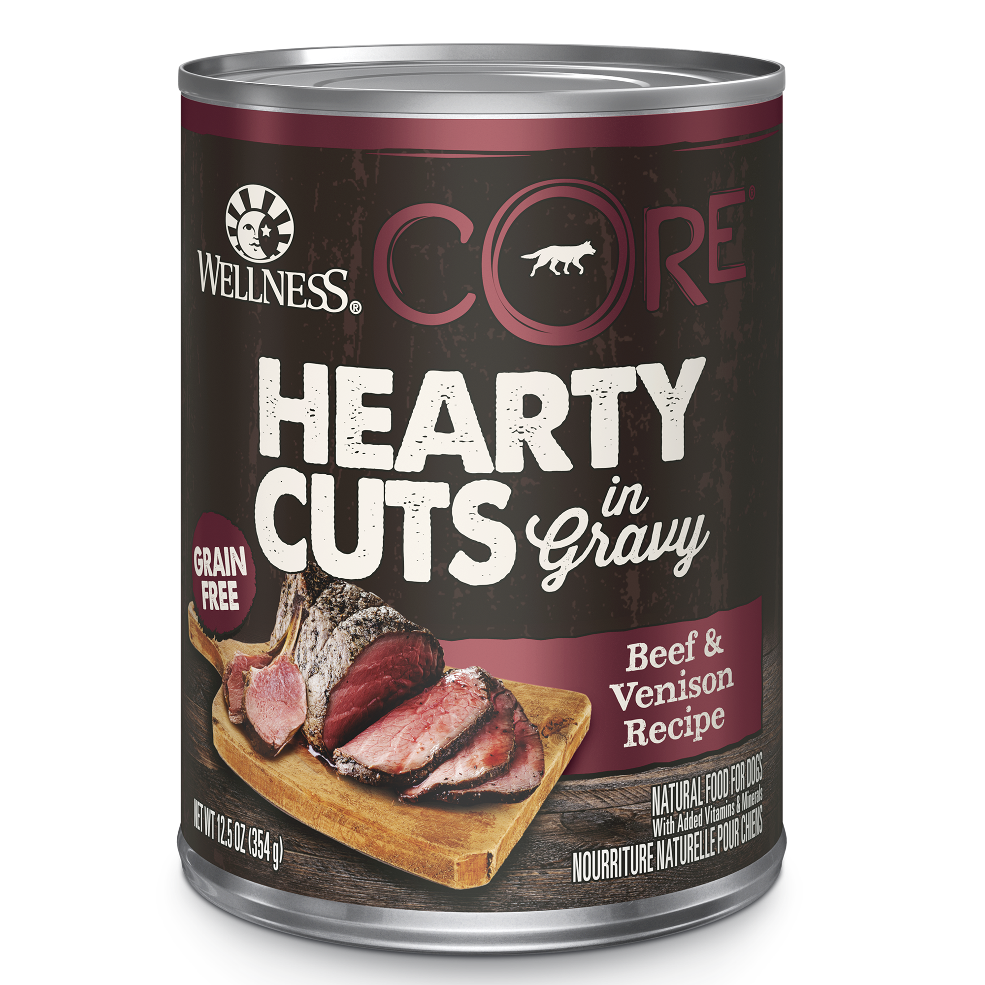 Hearty Cuts Beef and Venison