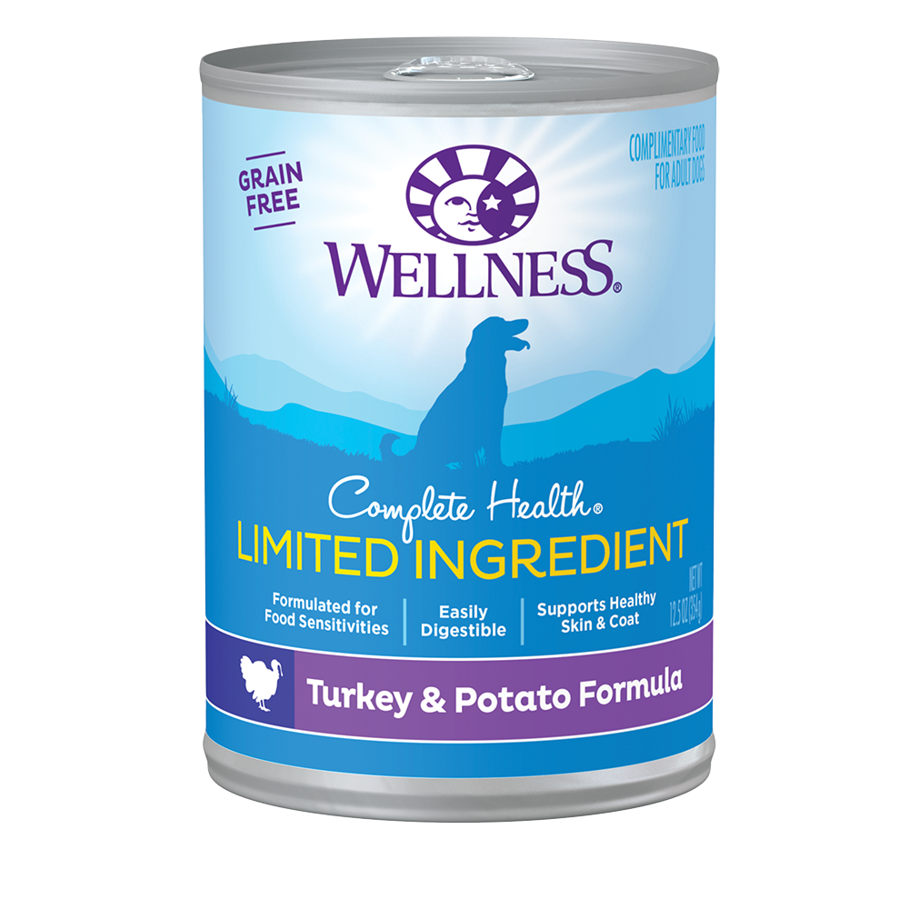 Wellness Complete Health Limited Ingredient Turkey & Potato