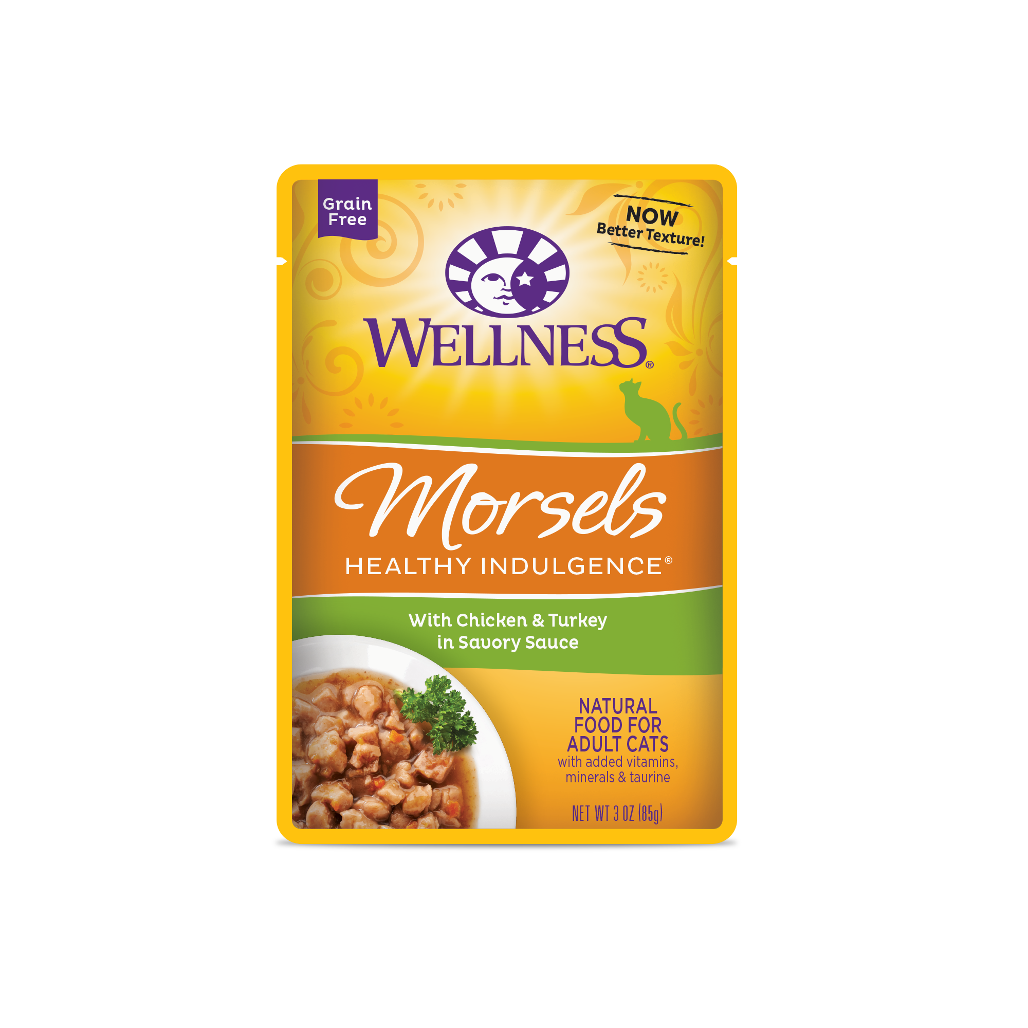 Healthy Indulgence 174 Morsels Chicken Amp Turkey Wellness