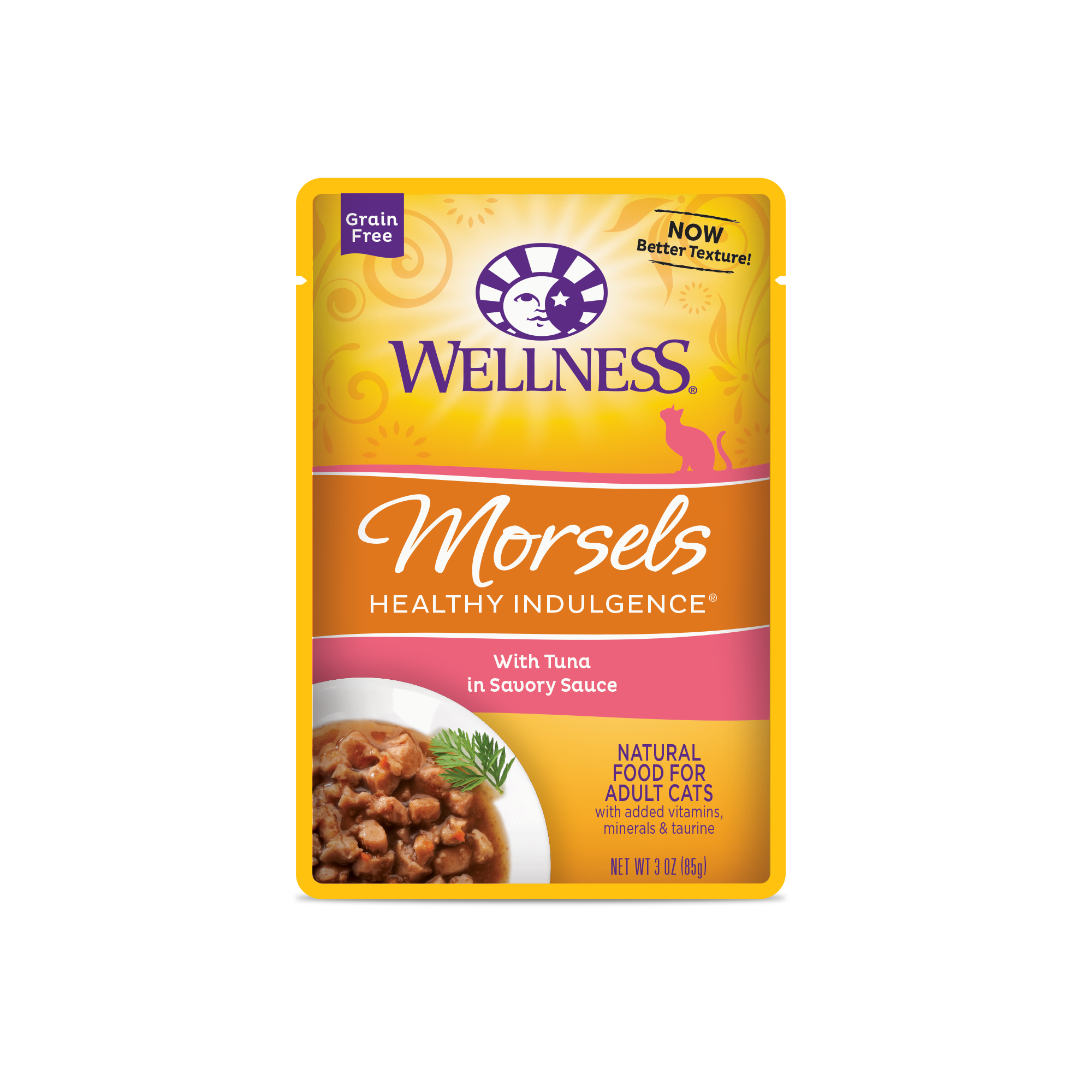 Healthy Indulgence 174 Morsels Tuna Wellness Pet Food