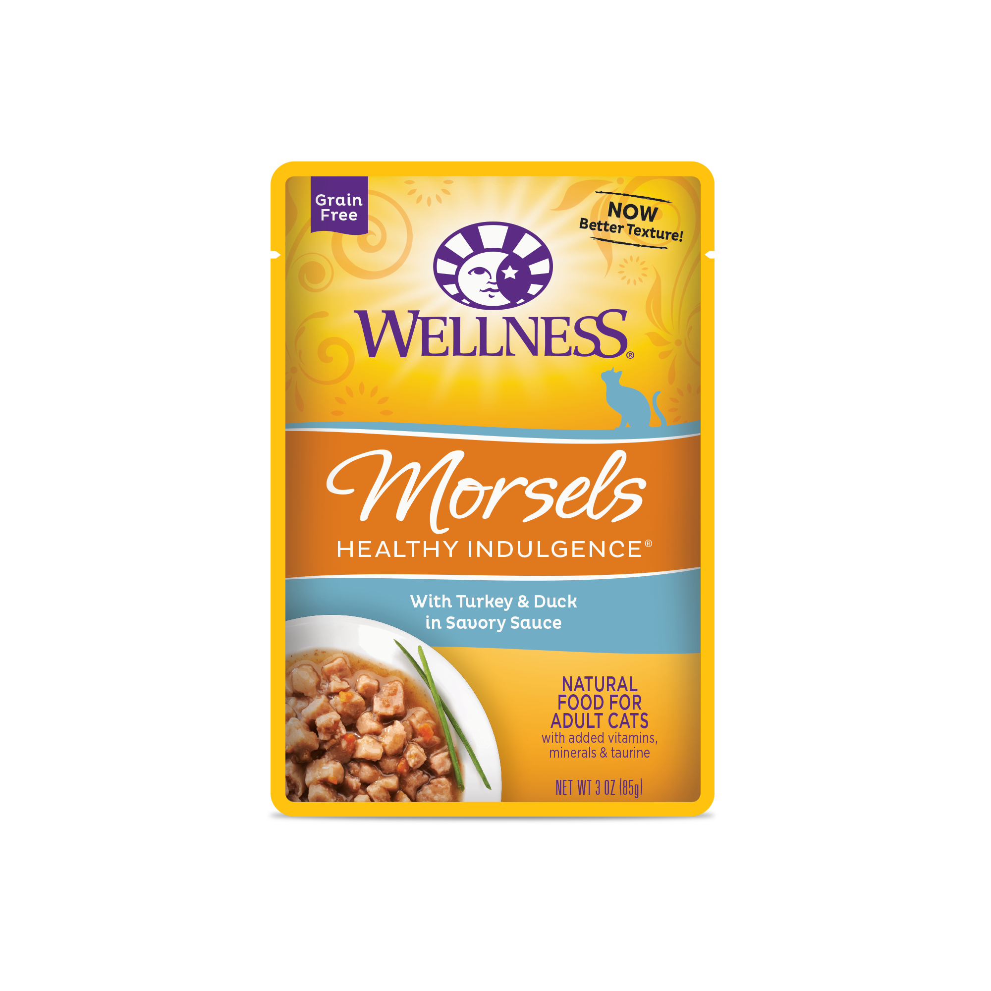 Healthy Indulgence 174 Morsels Turkey Amp Duck Wellness Pet Food