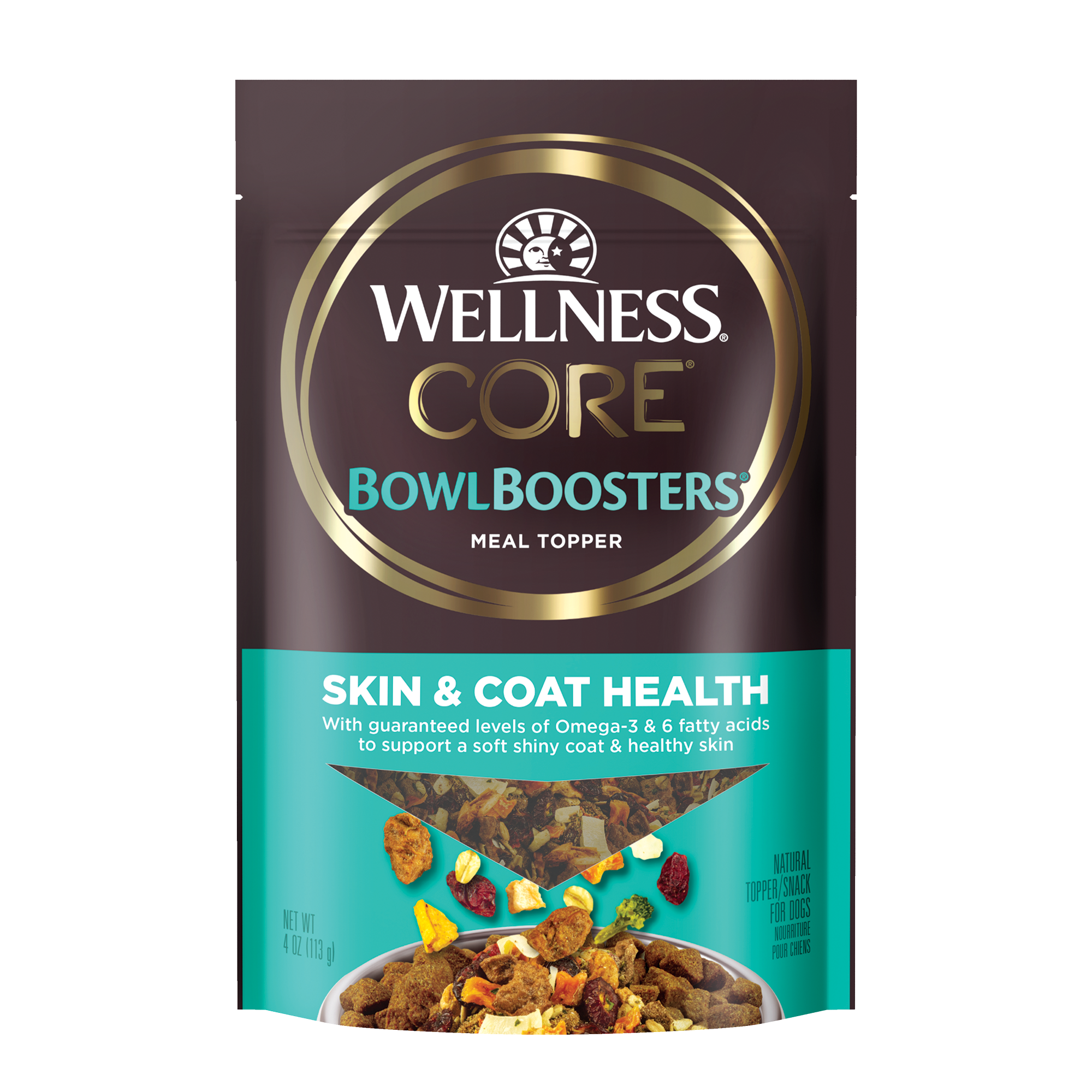 CORE Bowl Boosters Solutions Skin & Coat Health