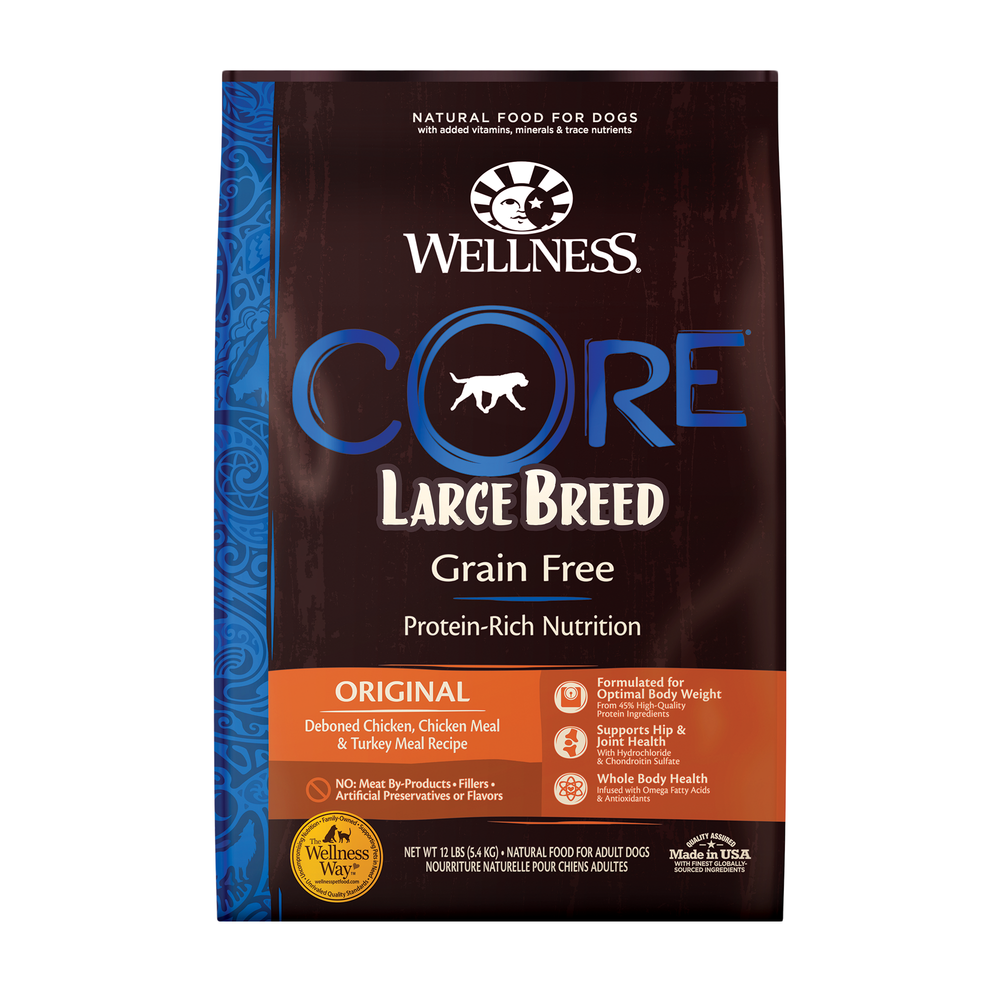 Wellness CORE Dry Dog Large Breed