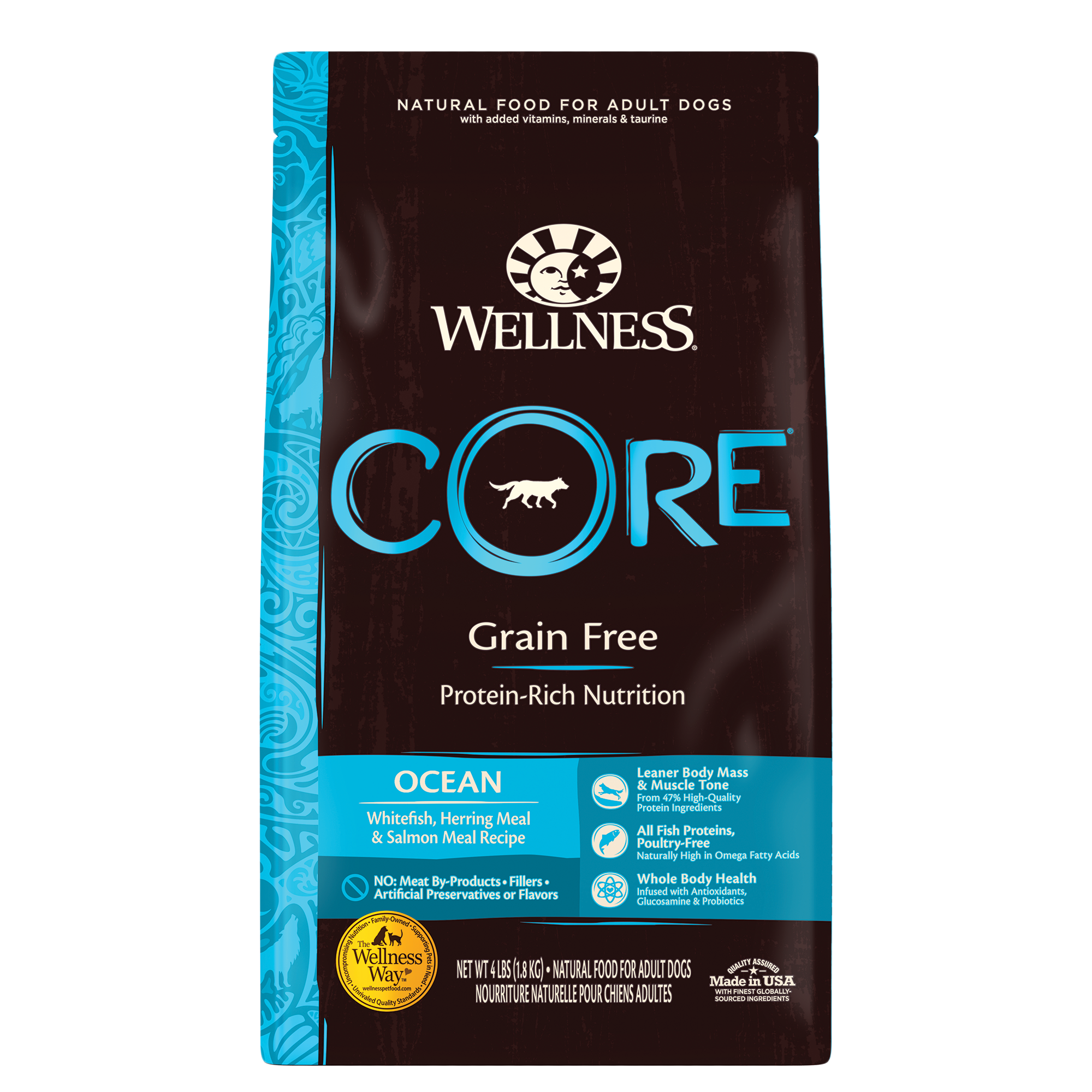 Wellness CORE Dry Dog Ocean