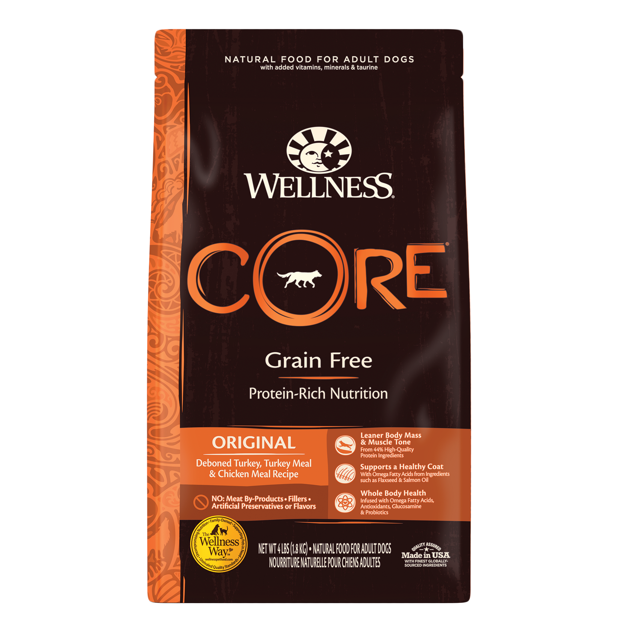 Wellness CORE Dry Dog Original