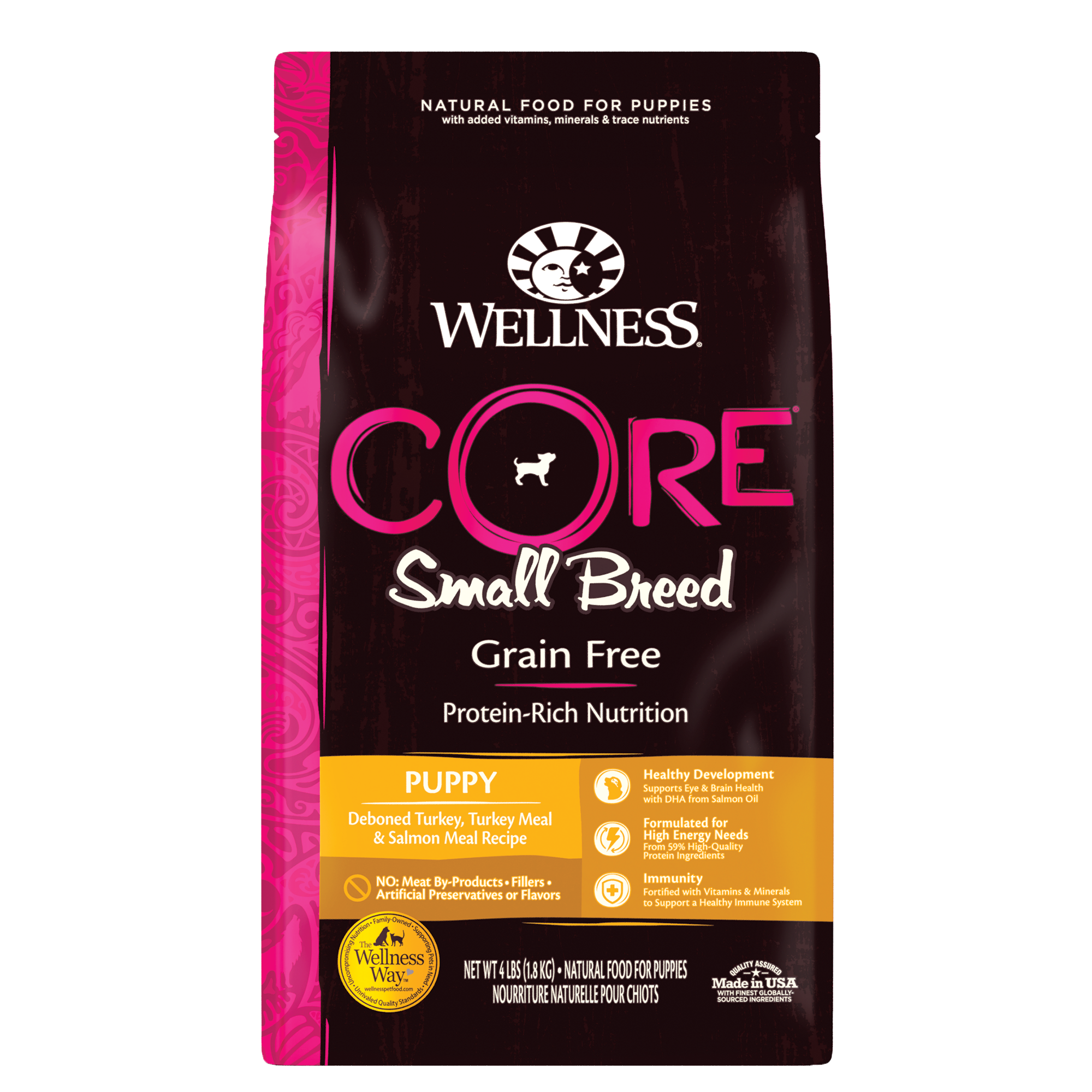 Wellness CORE Small Breed Puppy Dry Dog Food