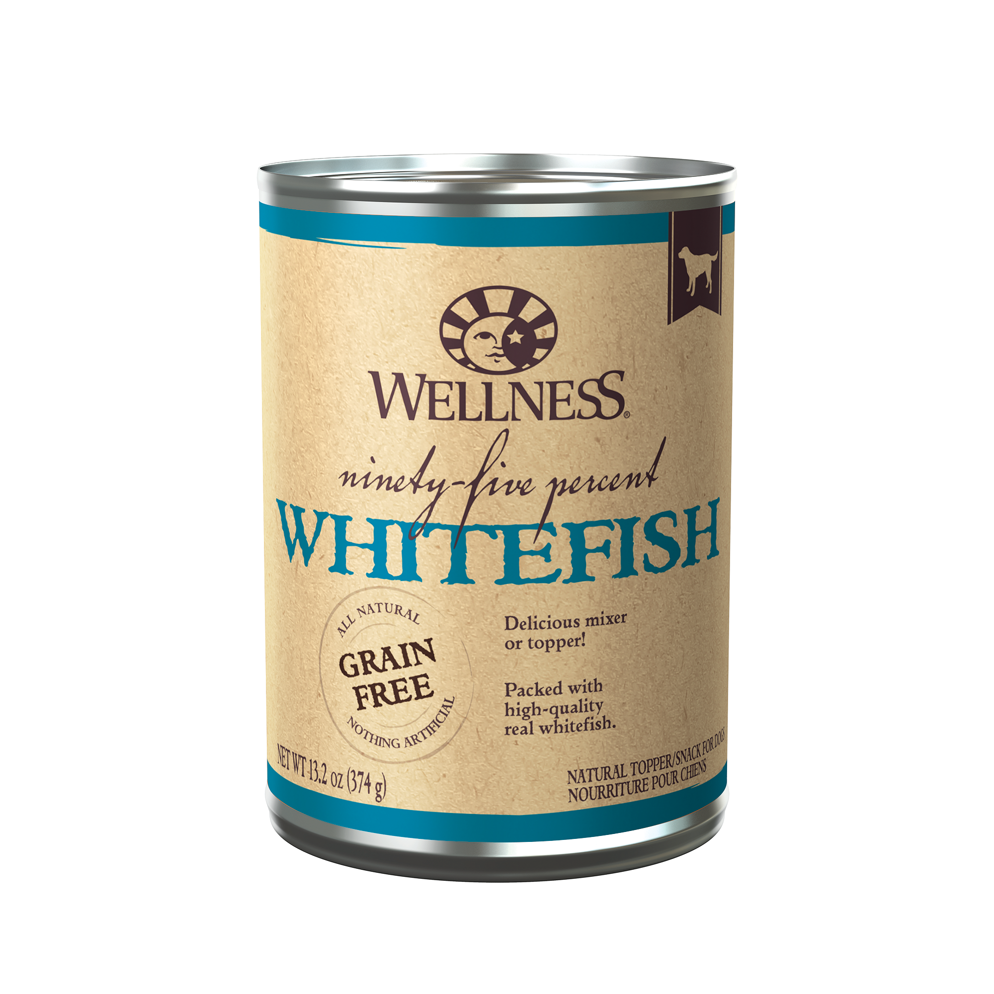 Wellness Ninety Five Percent Whitefish Mixer or Topper