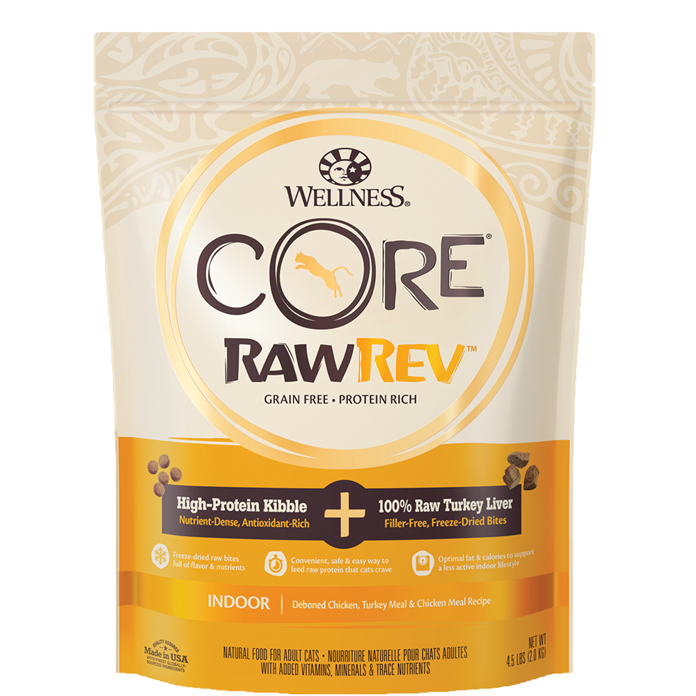 Wellness CORE RawRev Indoor Cat