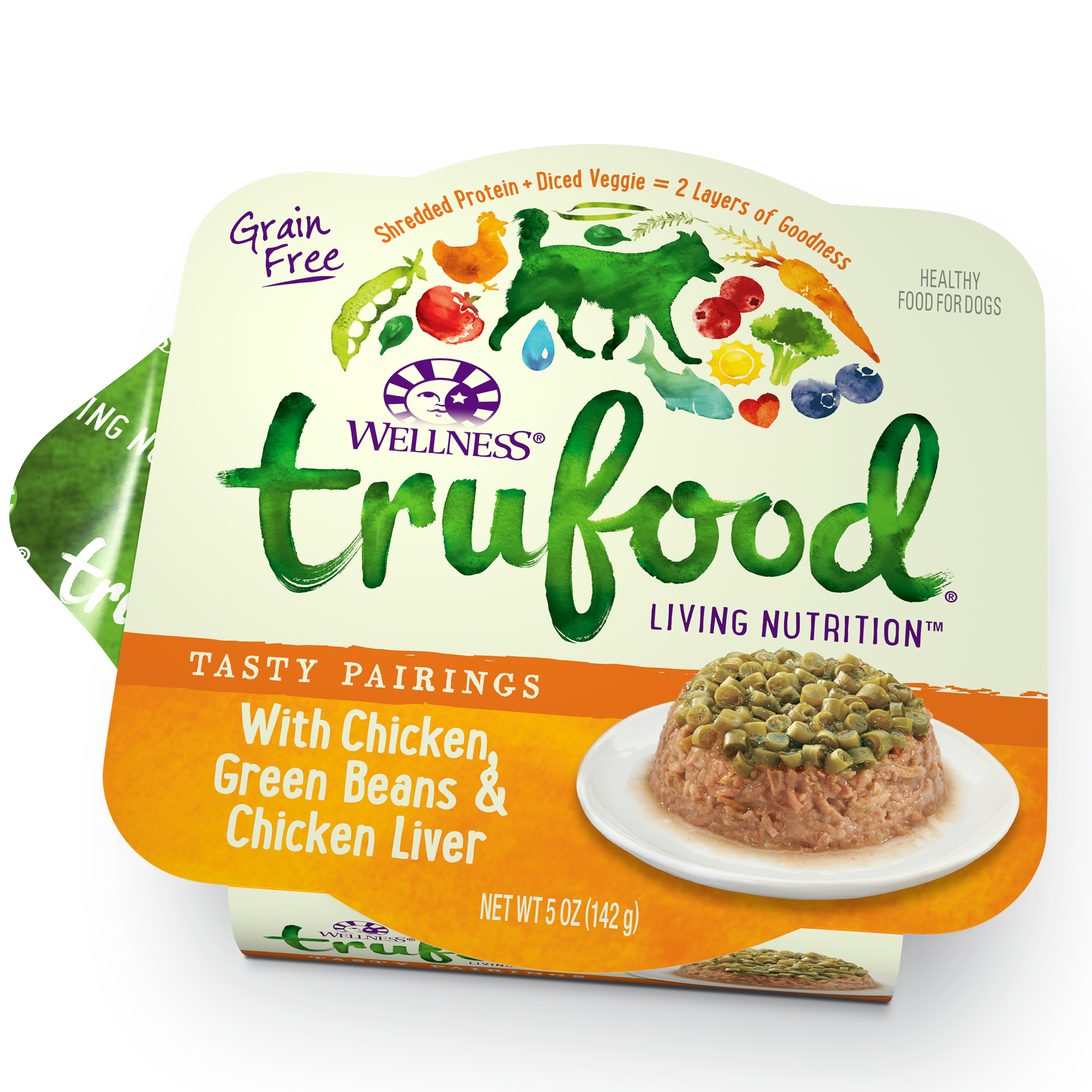 Trufood tasty pairings chicken green beans chicken liver tasty pairing chicken gr beans liver forumfinder Image collections