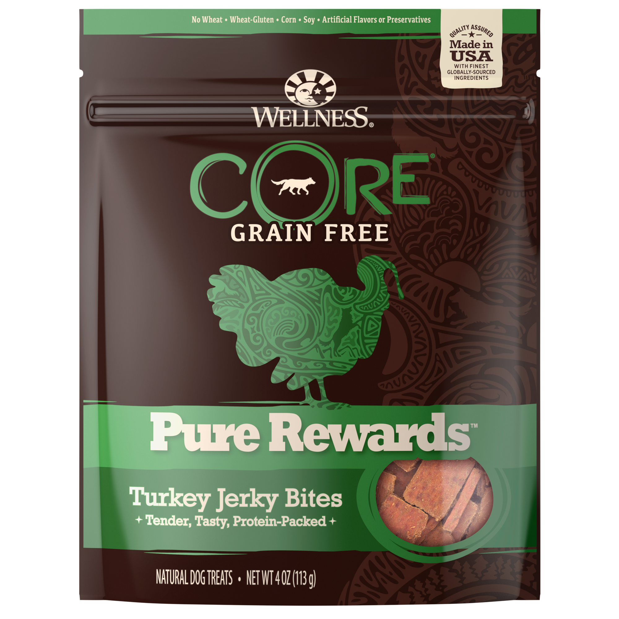 Treats Core Pure Rewards Turkey