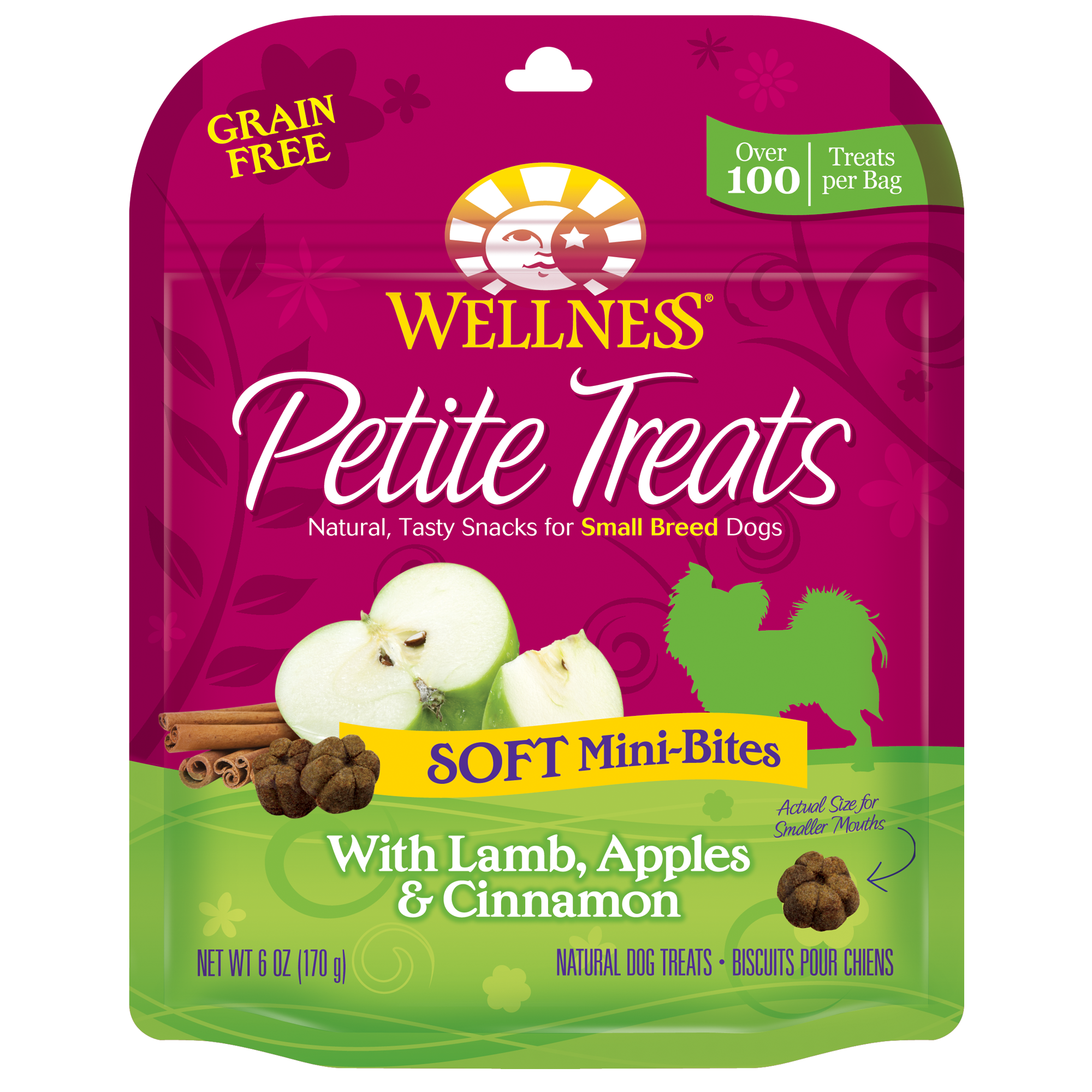 Treats Petite Soft Lamb