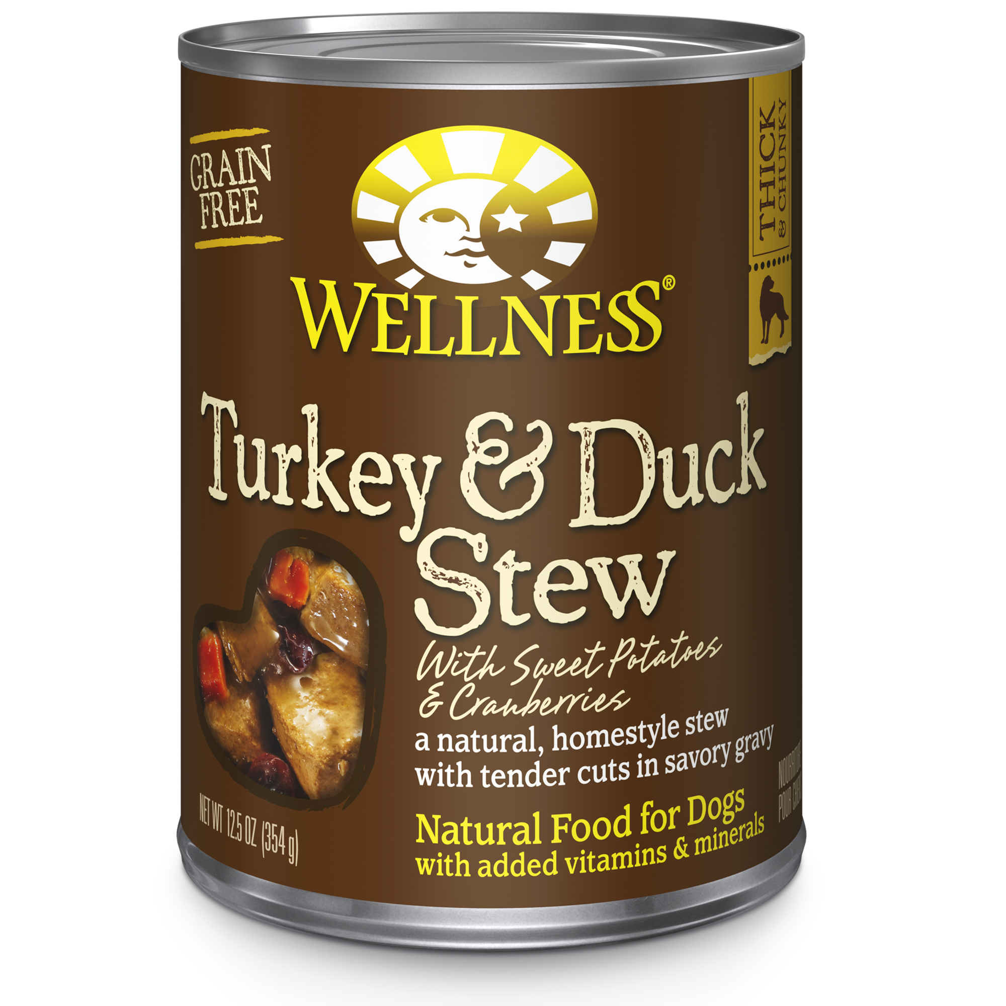 Turkey & Duck Stew