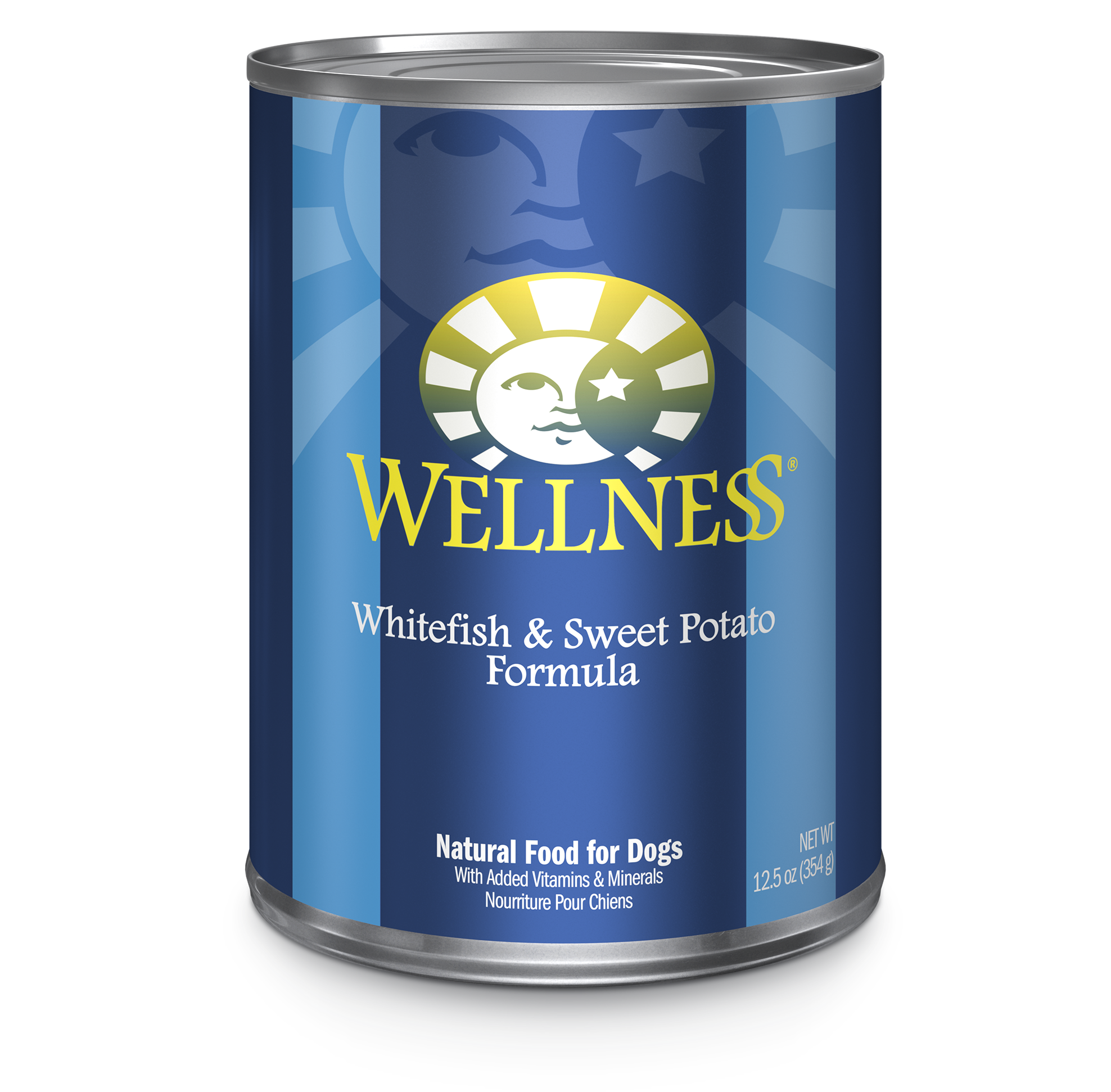 Wellness Fish And Sweet Potato Dog Food Food