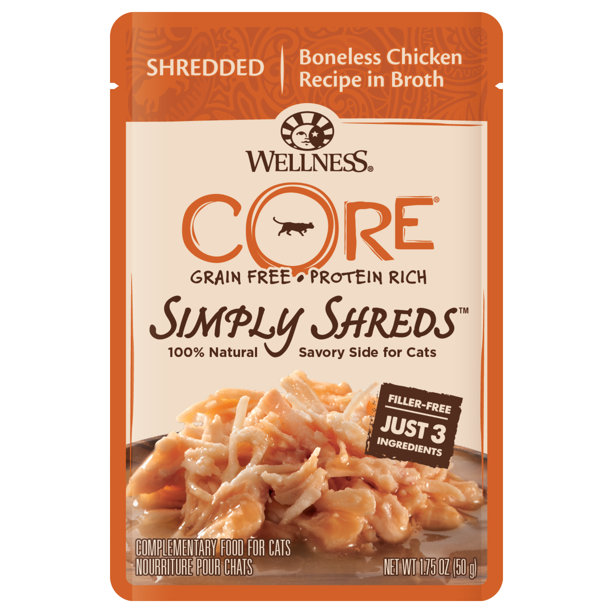 Simply Shreds Chicken