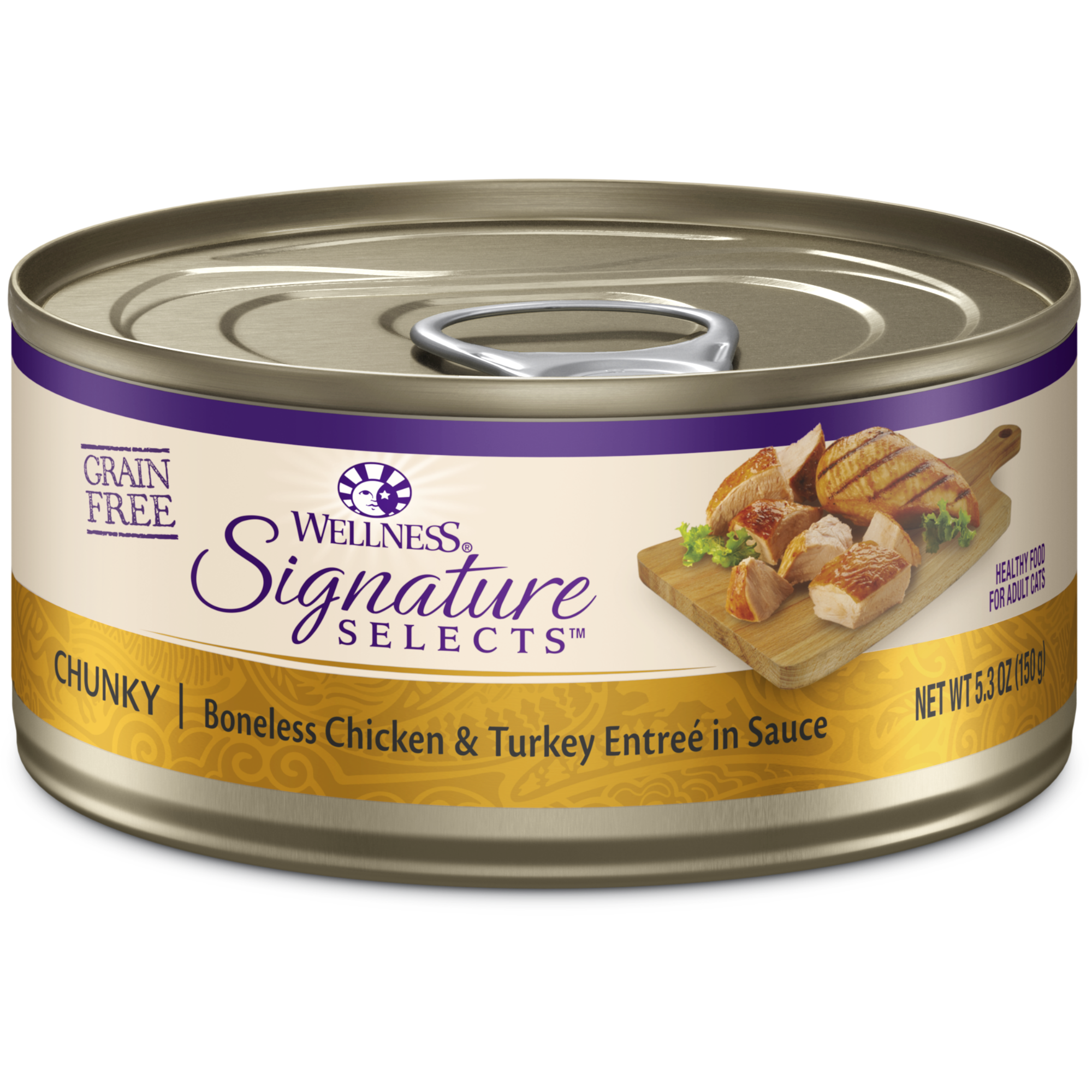 Signature Selects Chunky Chicken Turkey