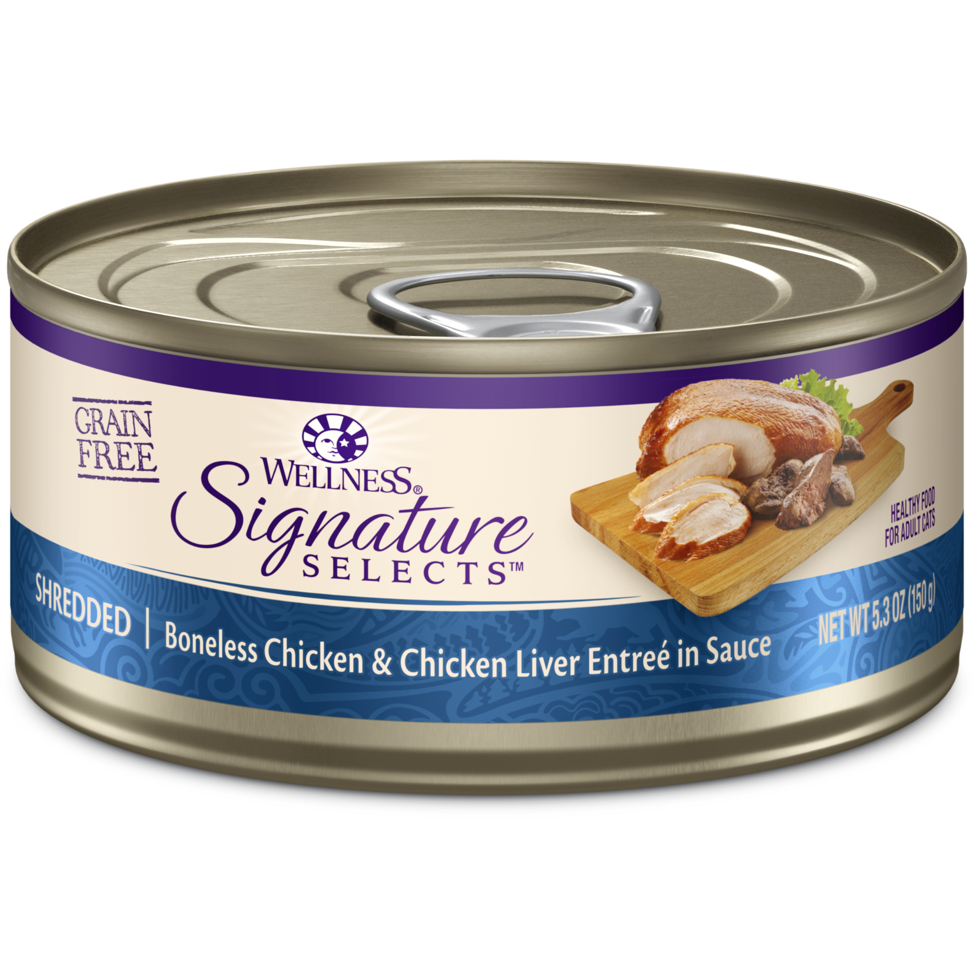 Signature Selects Shredded Chicken and Chicken Liver