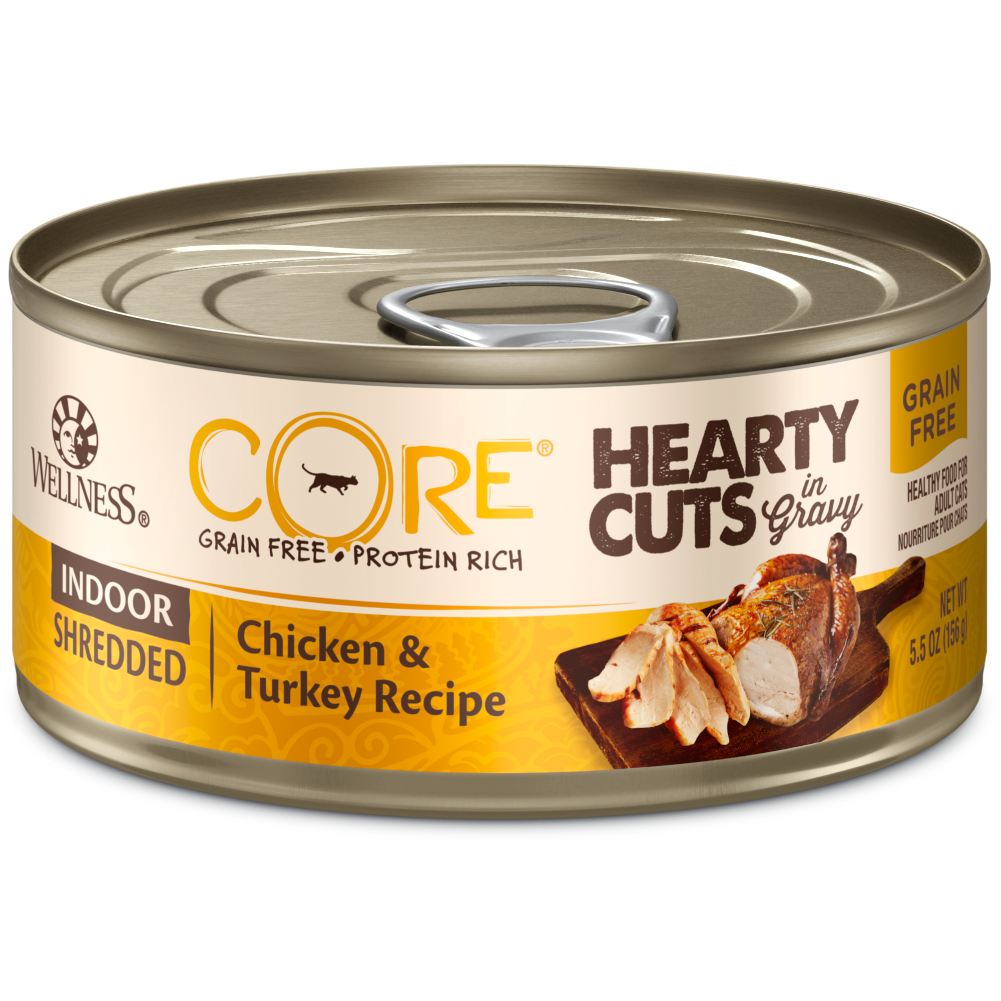 CORE Hearty Cuts Chicken and Turkey