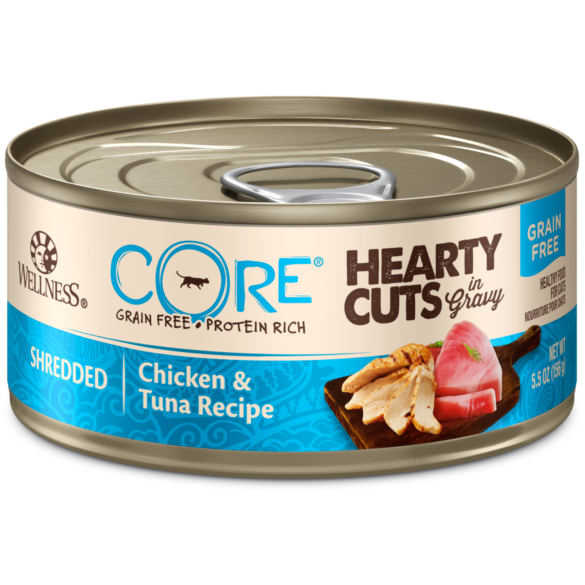 CORE Hearty Cuts Chicken and Tuna