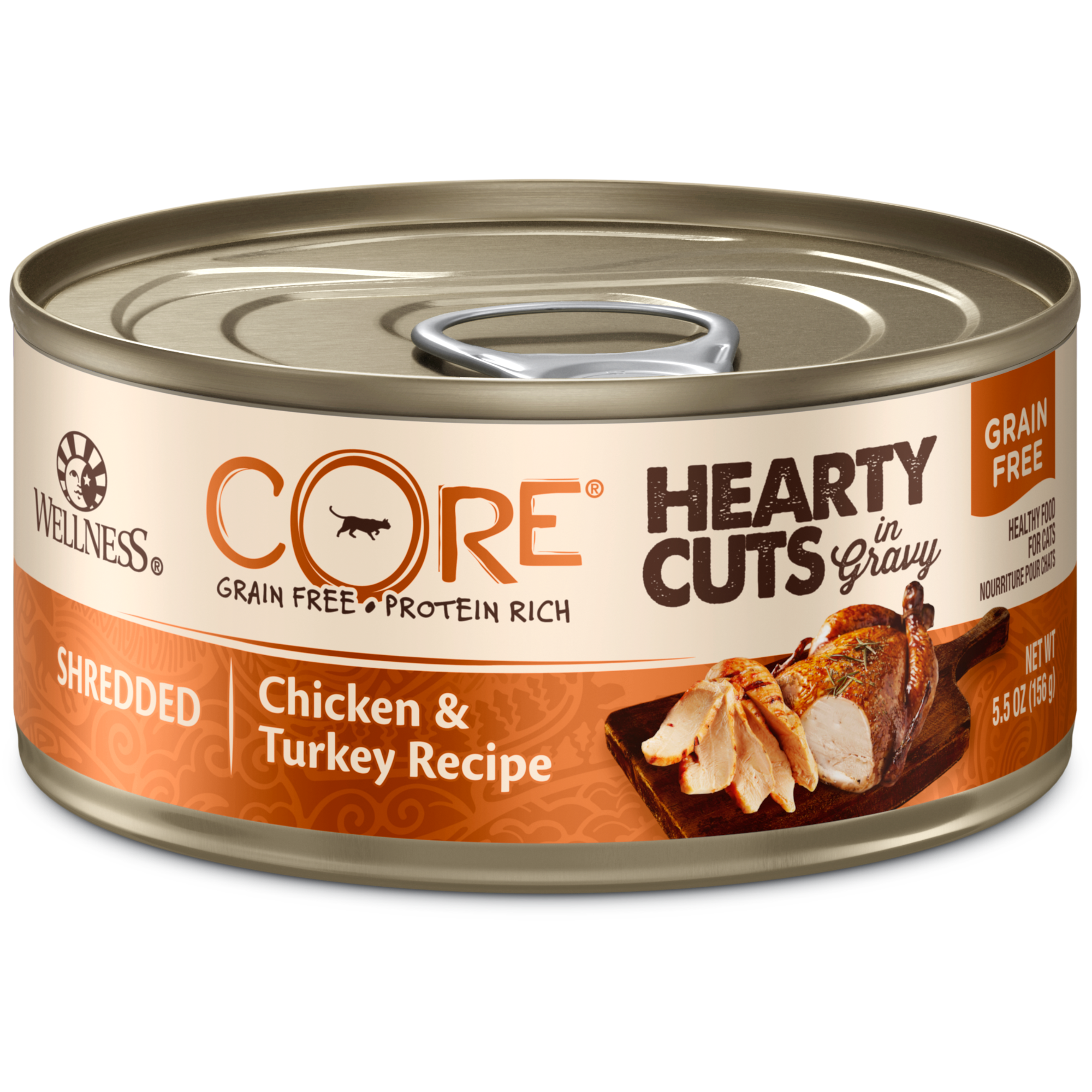 CORE Hearty Cuts Chicken Turkey