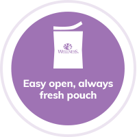 Dog Easy Open Pouch