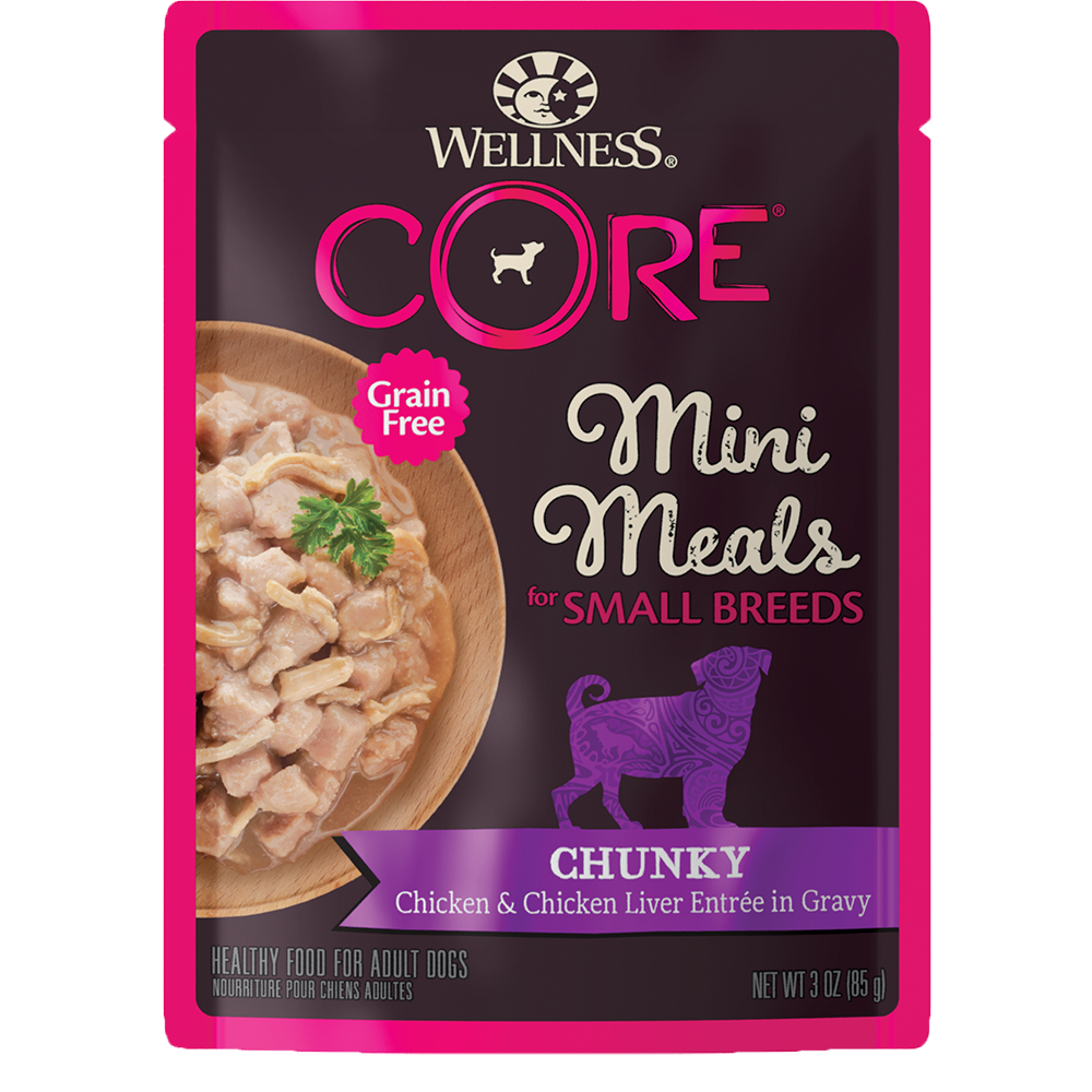 Natural Core Dog Food Korea