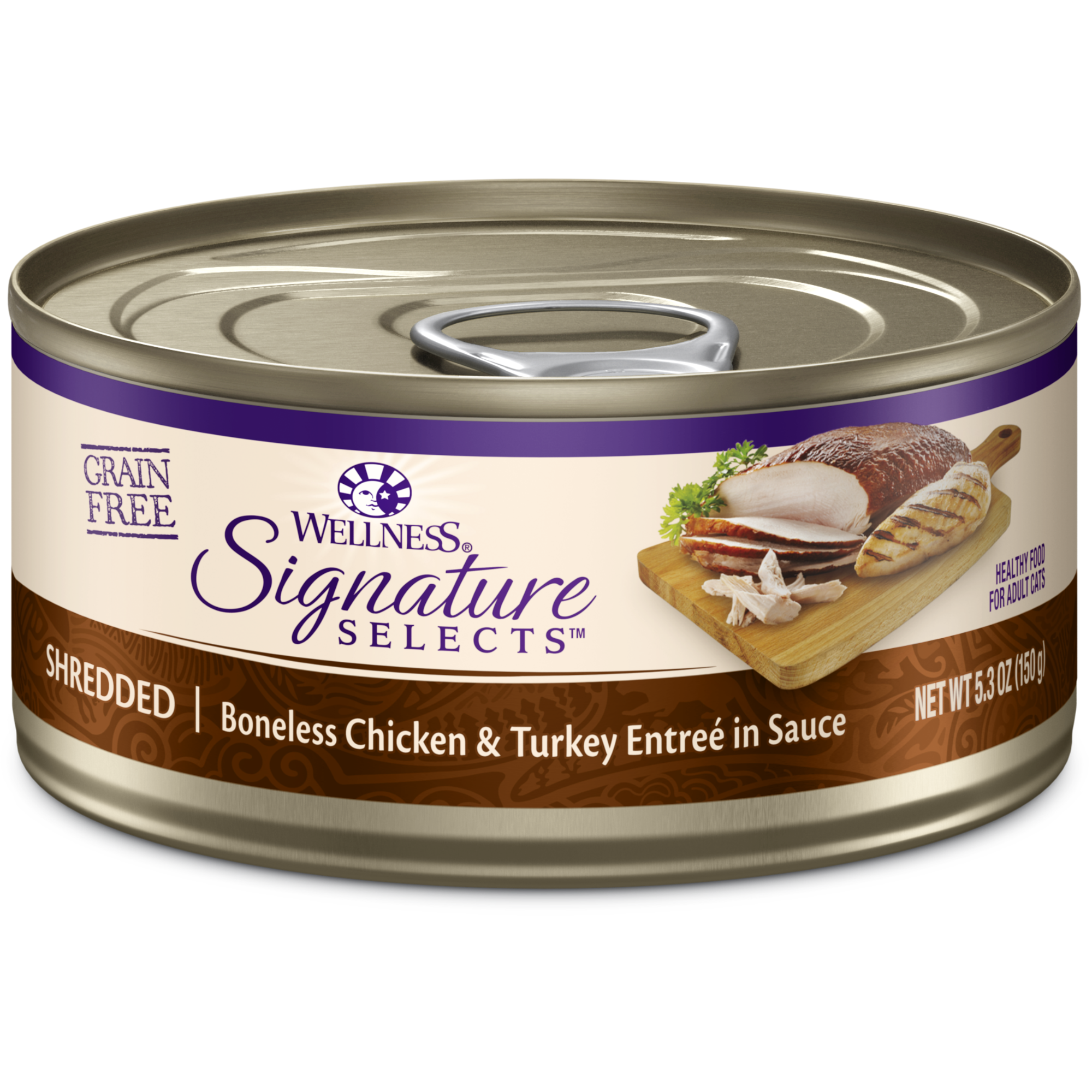 Signature Selects Shredded Chicken and Turkey