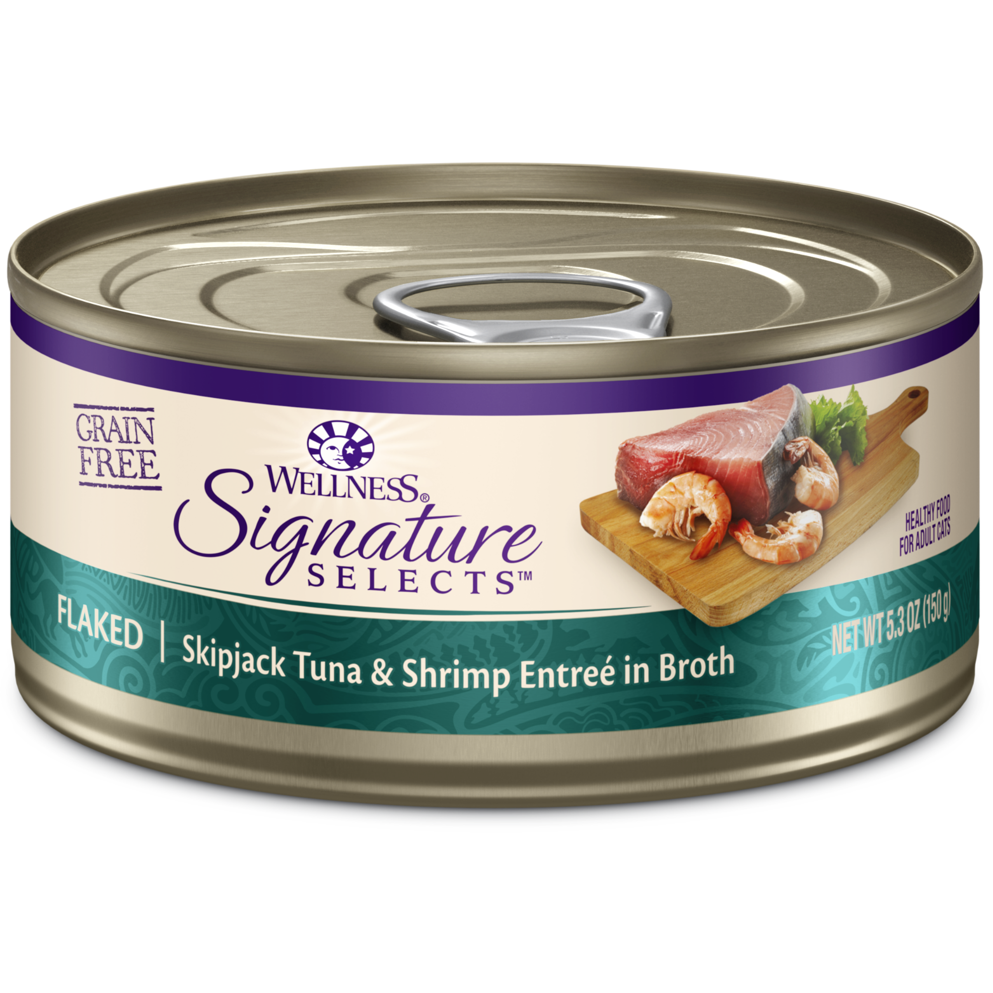 Signature Selects Flaked Tuna and Shrimp